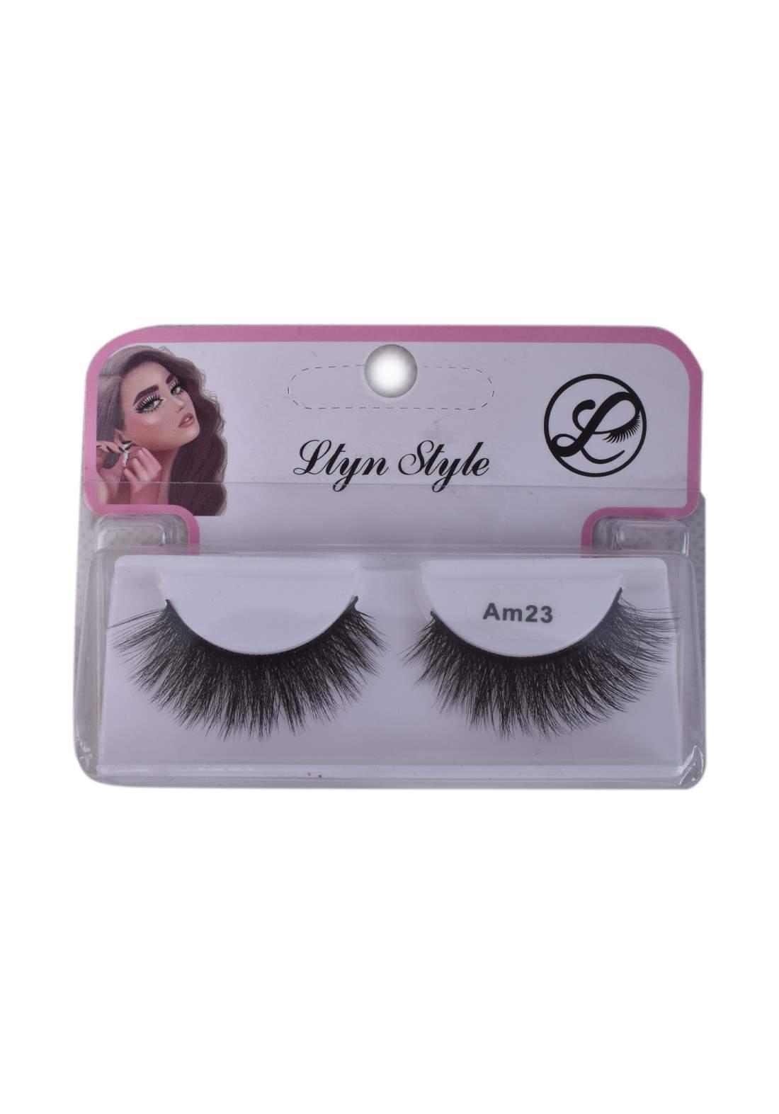 Lytn Style no.Am23 False Eyelashes رموش صناعية