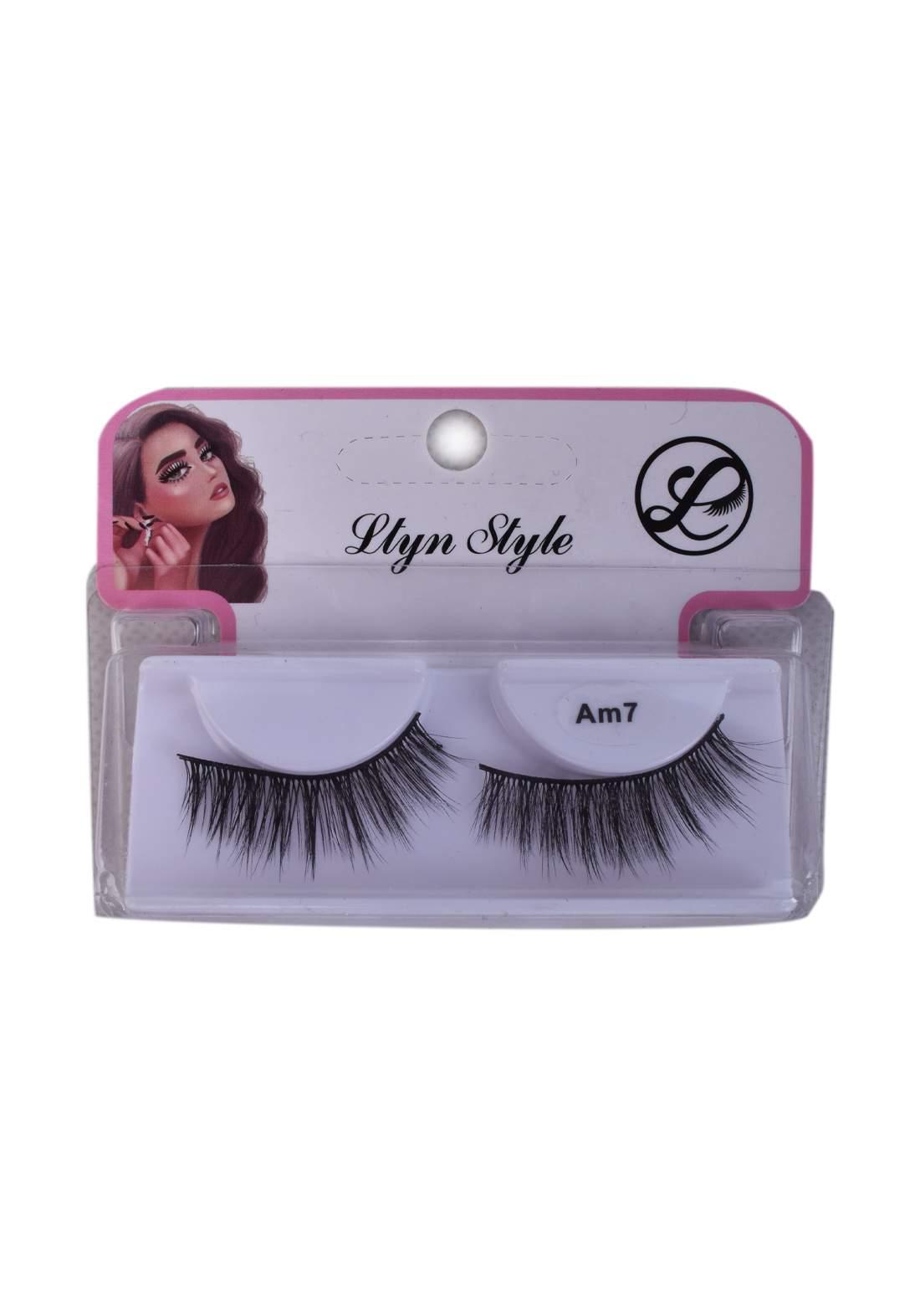 Lytn Style no.Am7 False Eyelashes رموش صناعية