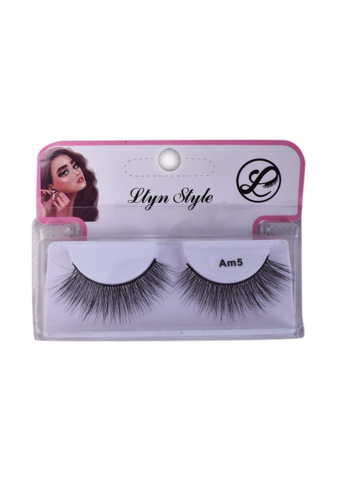 Lytn Style no.Am5 False Eyelashes رموش صناعية