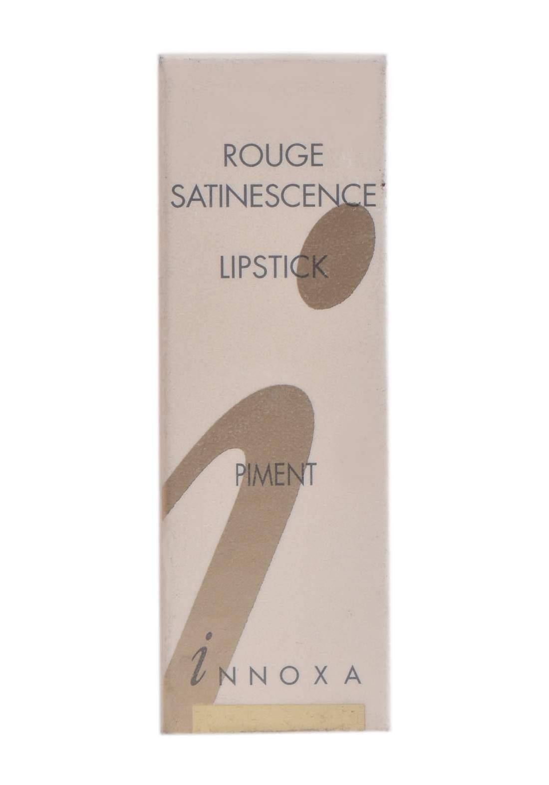Innoxa Lipstick Rouge Pouge Clarescence -Piment  احمر شفاه