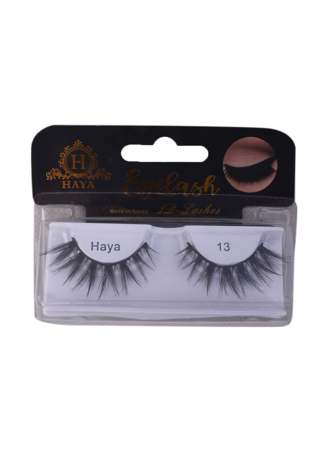 Haya Eyelashes 3D Lashes No.13 رموش