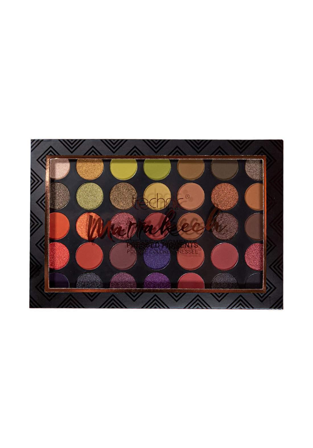 Technic Cosmetics Marrakech Eyeshadow Palette 49g باليت ظلال العيون