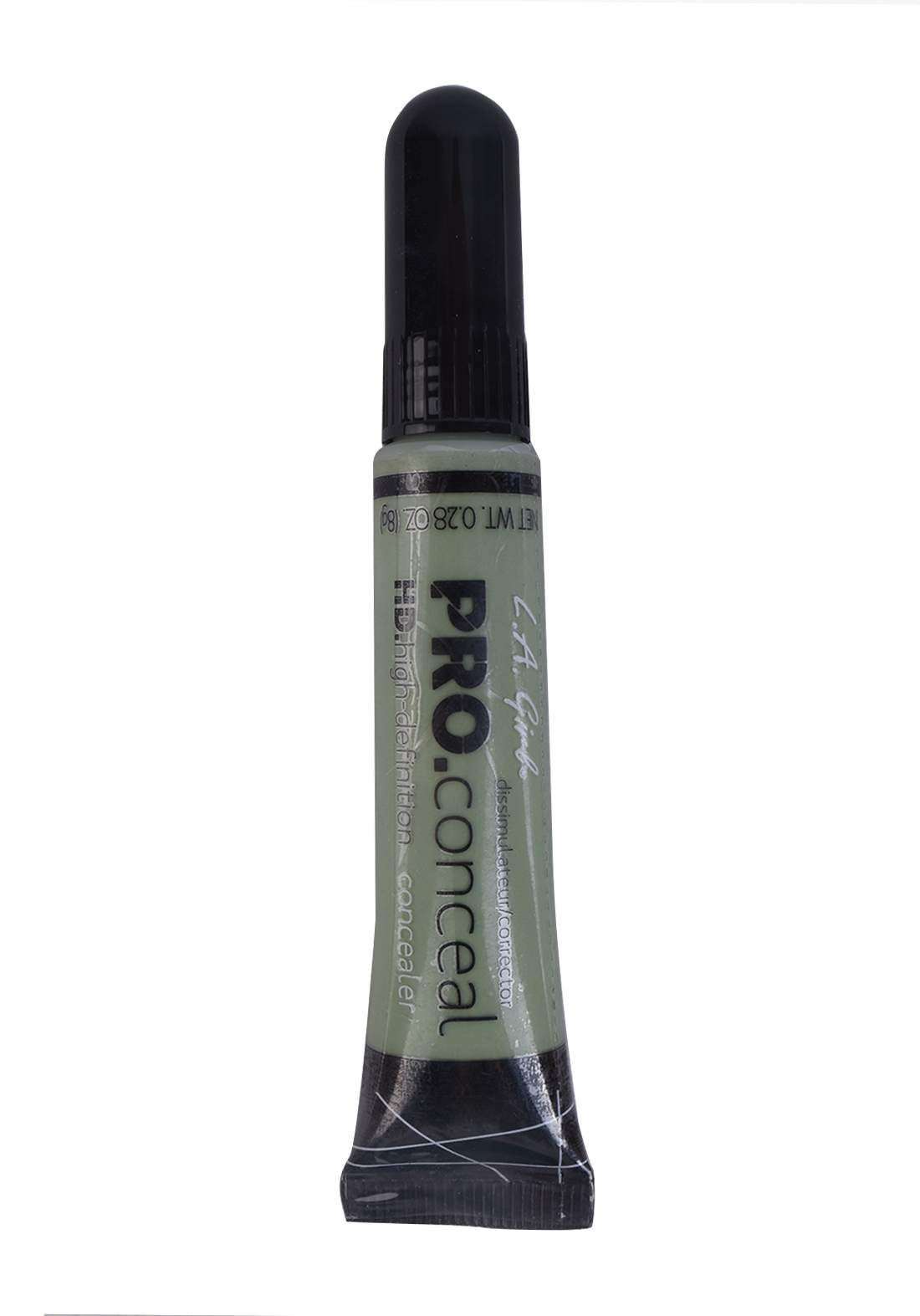 L.A. Girl - Liquid Concealer Pro Concealer HD High-Definition No.GC992 Greenكونسيلر
