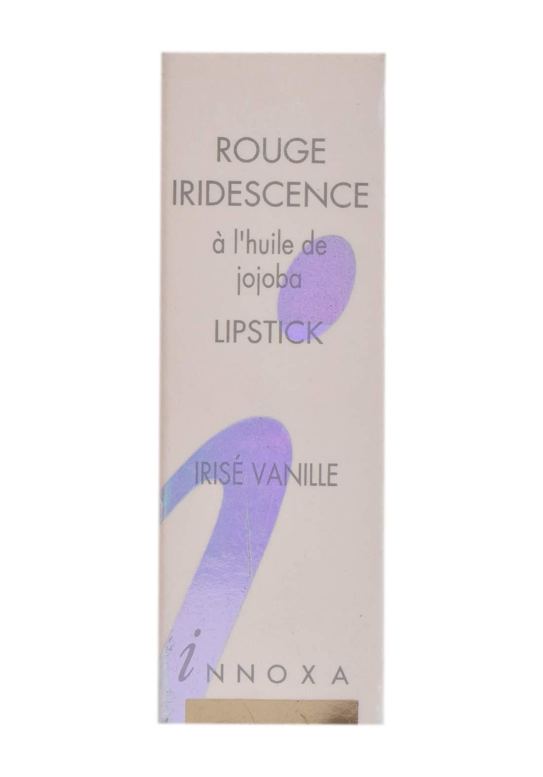 Innoxa Lipstick Rouge Pouge Clarescence -Irise Vanila  احمر شفاه