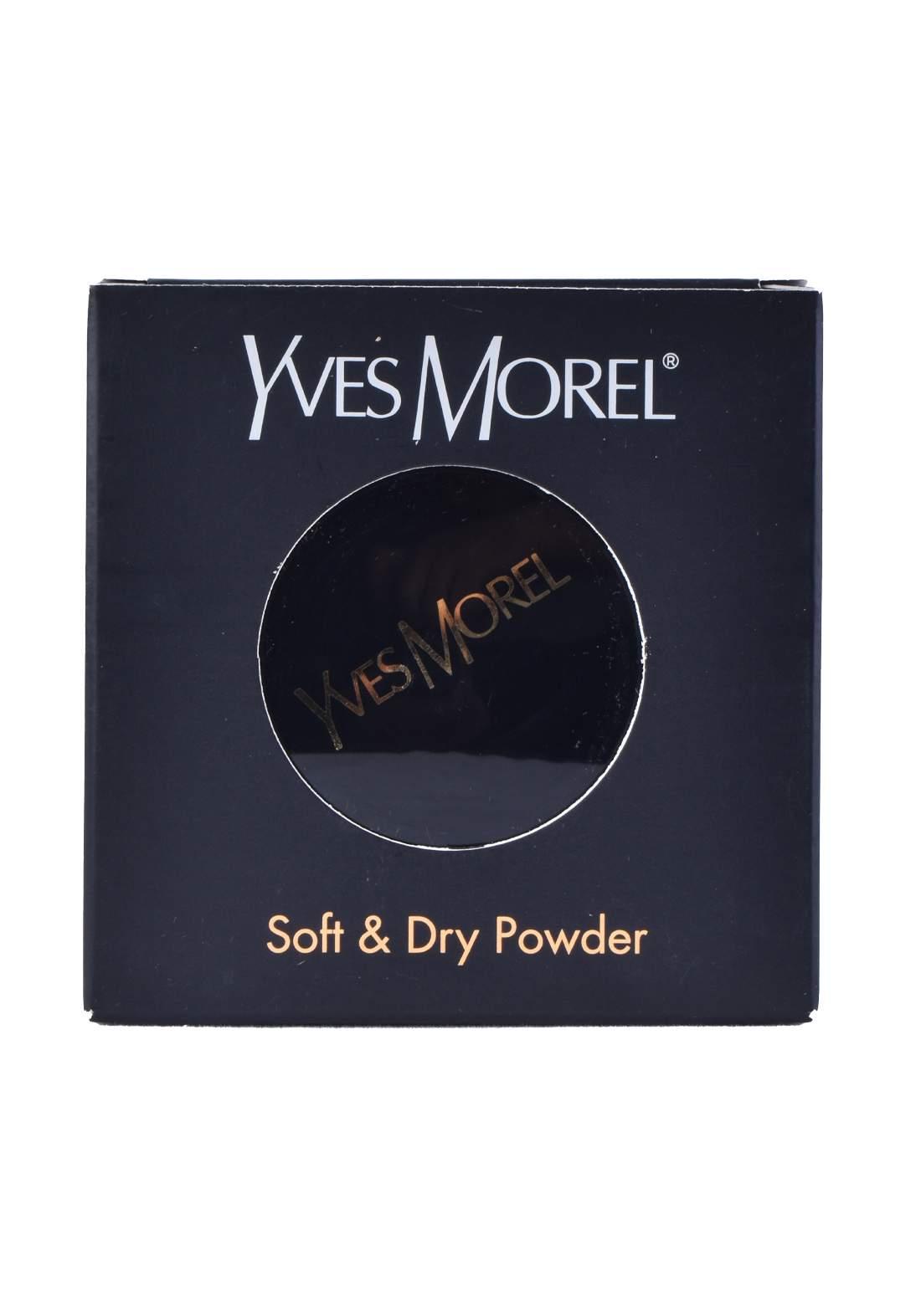 Yves Morel Soft & Dry Powder No.04  باودر