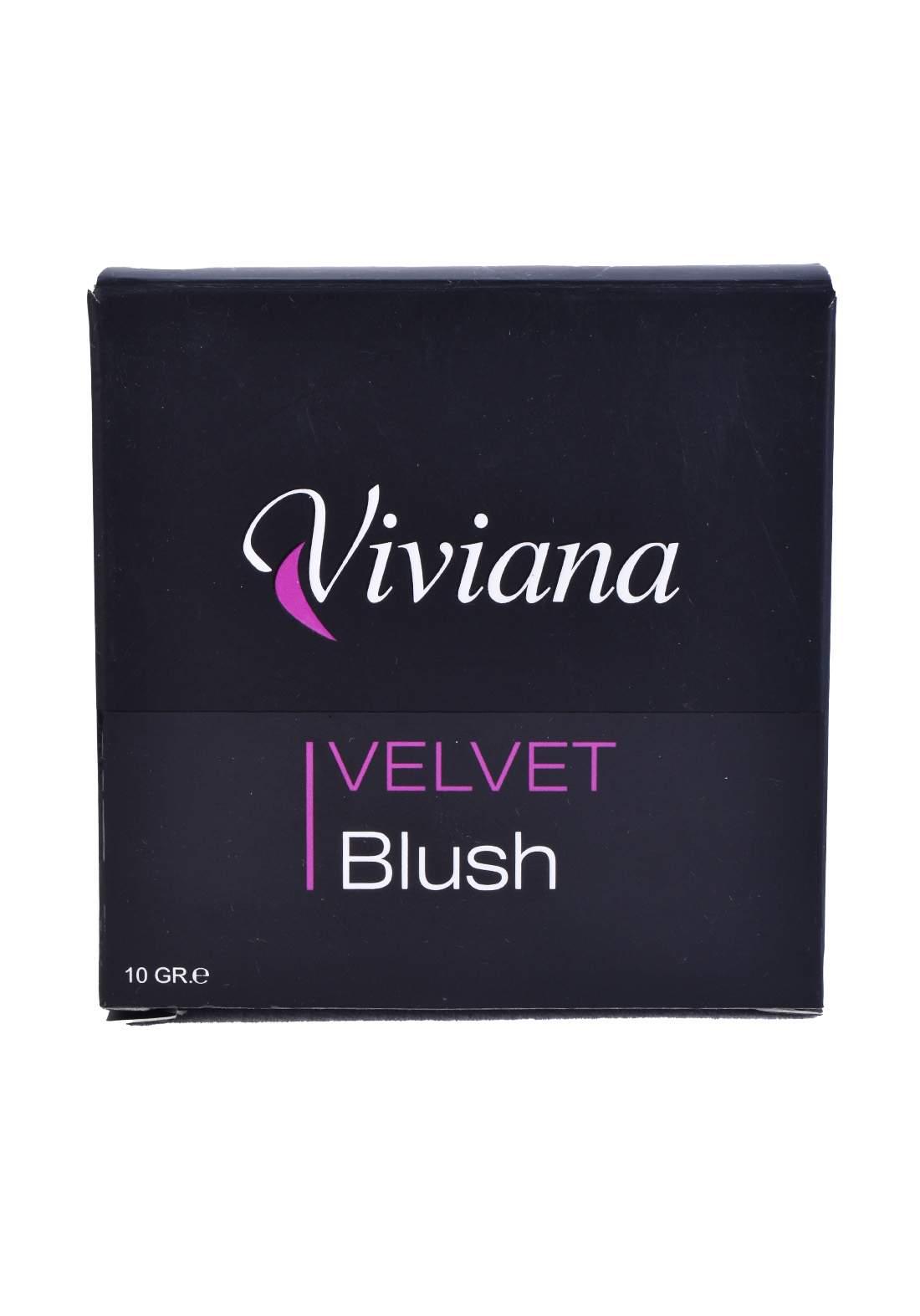 Viviana Velvet Blush No.02 10g احمر خدود