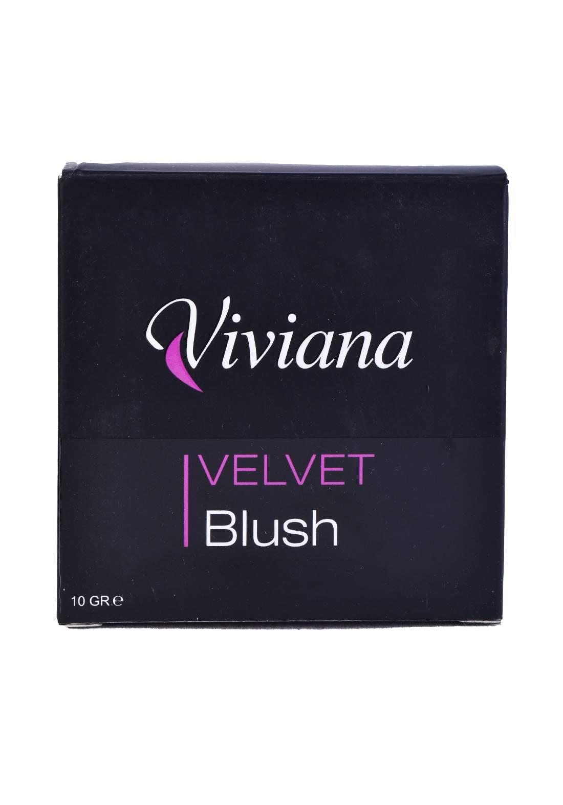 Viviana Velvet Blush No.03 10g احمر خدود