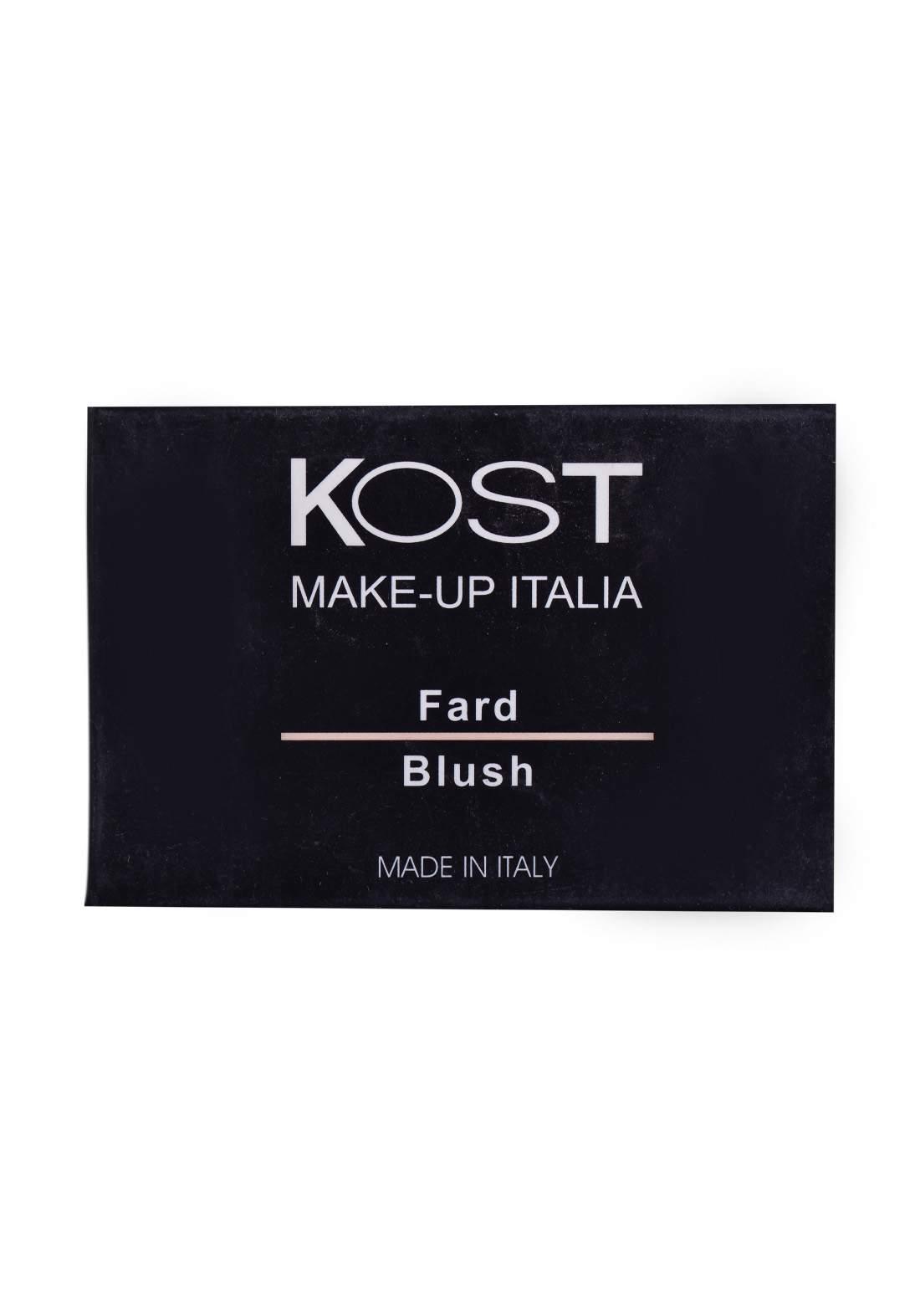 Kost Make Up Italia Fard Blush No.25 احمر خدود