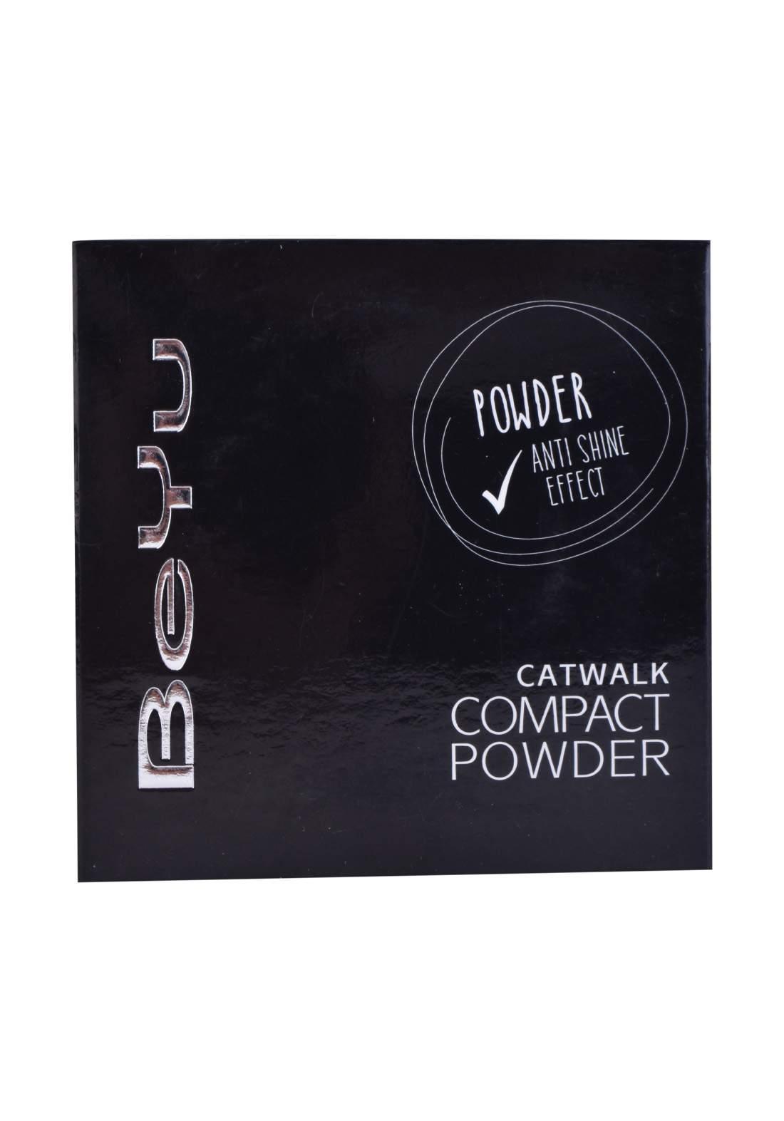 Beyu Catwalk Compact Powder No.4 9g باودر