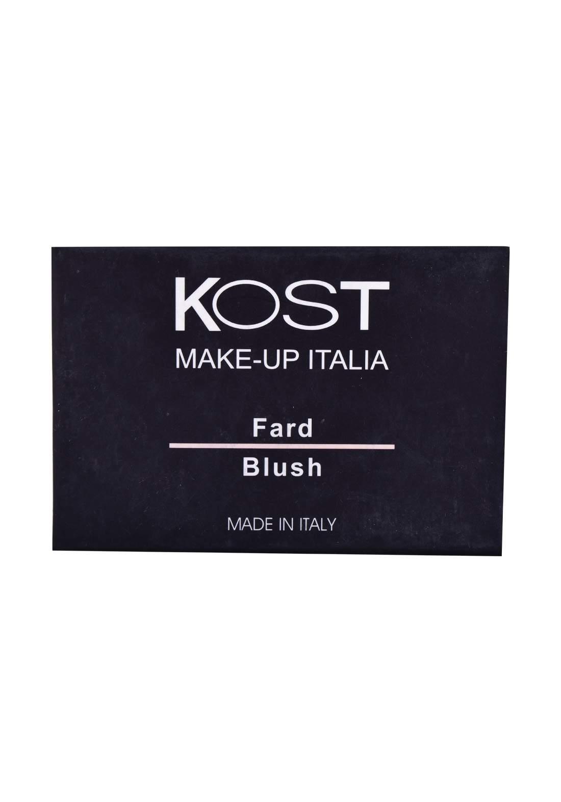 Kost Make Up Italia Fard Blush No.30 احمر خدود