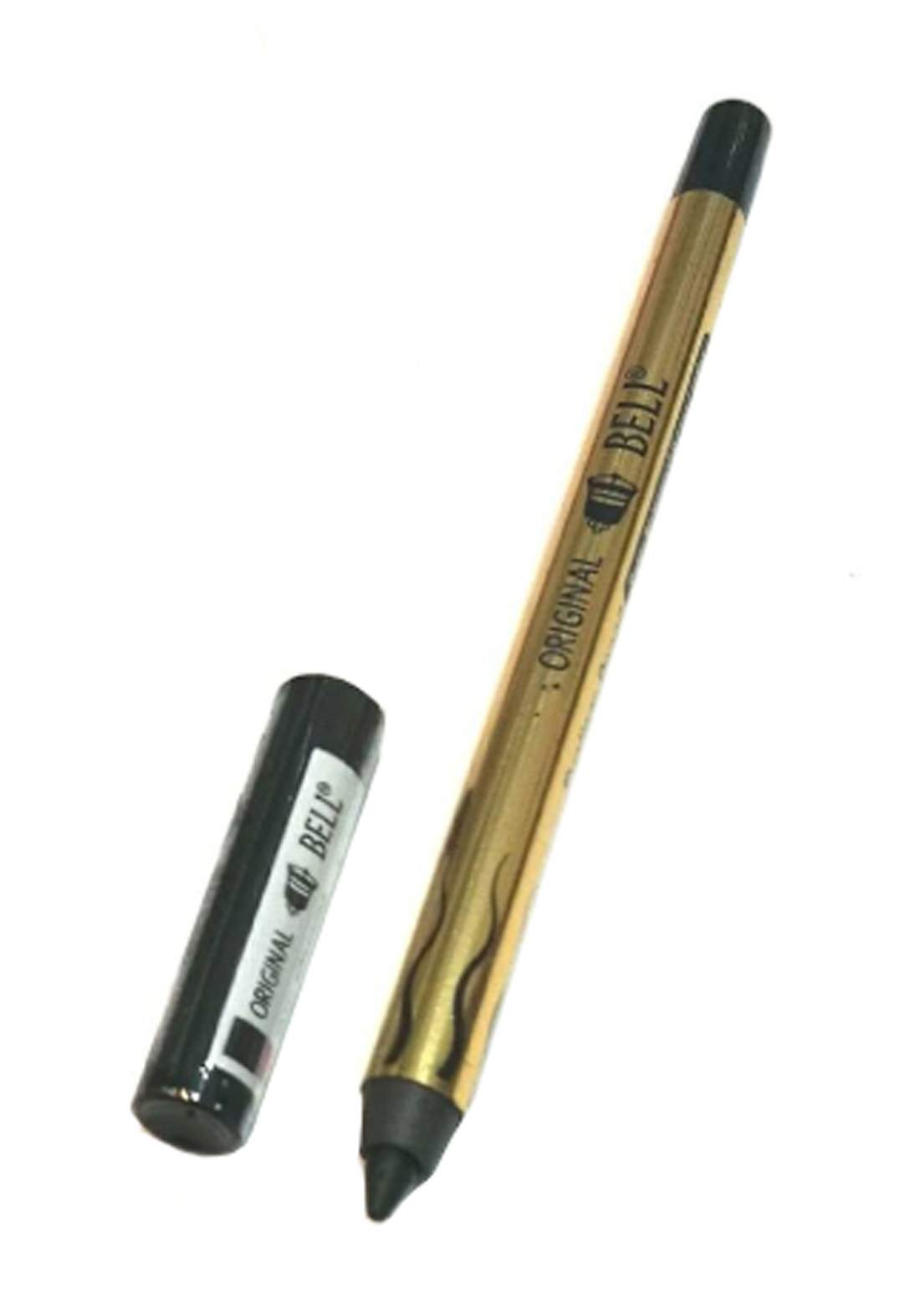 Bell Eyeliner Pencil Super Waterproof \ Sensitive Eye قلم تحديد العيون