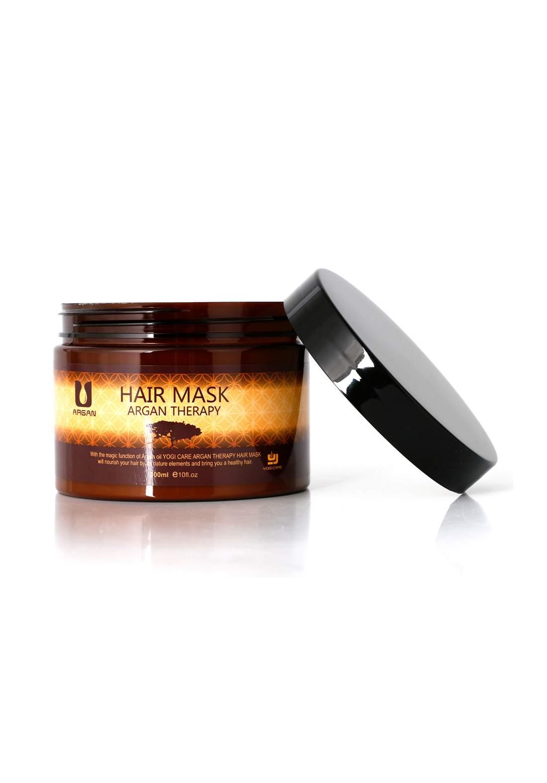 Uargan Therapy Hair Mask 300ML قناع للشعر