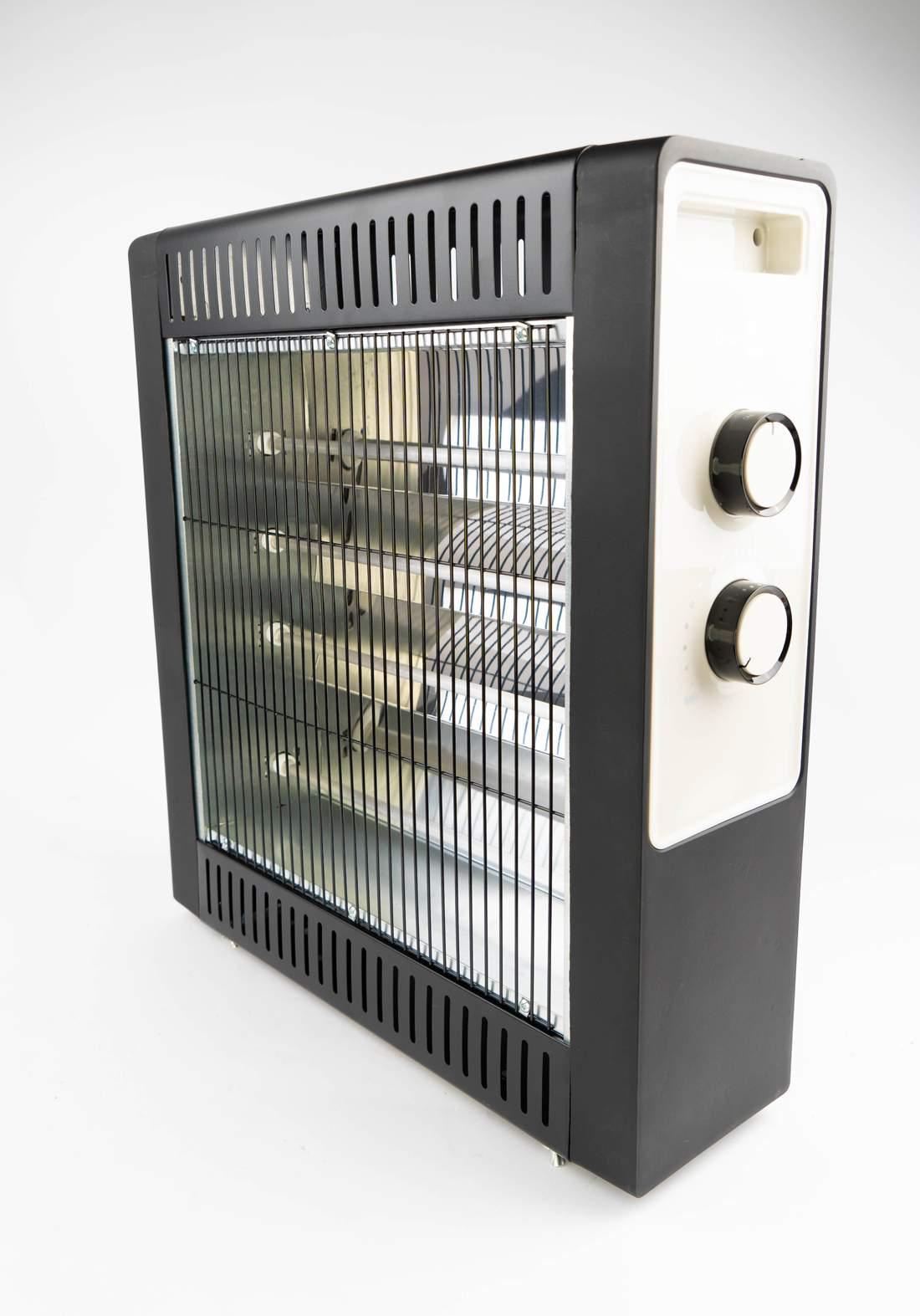 DecoVolt 6028 quartz Heater 1100-2200W مدفئة كوارتز 1100-2200 واط 4 شمعات
