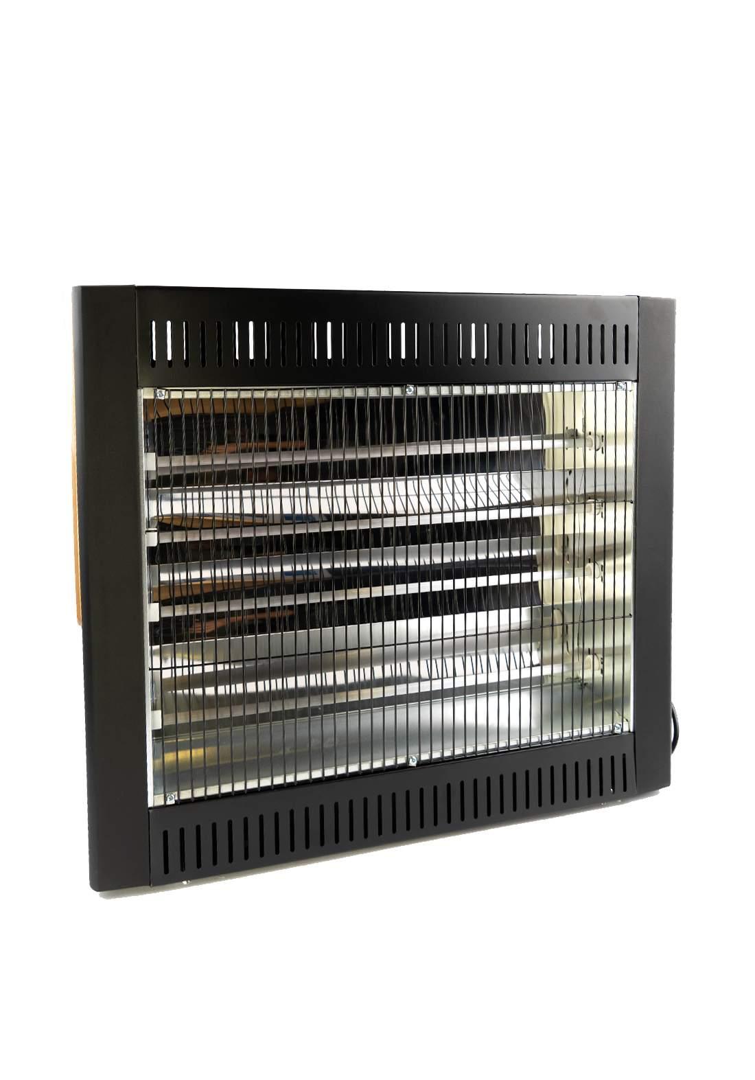 DecoVolt 6042 quartz Heater 1100-2200W مدفئة كوارتز 1100-2200 واط 4 شمعات