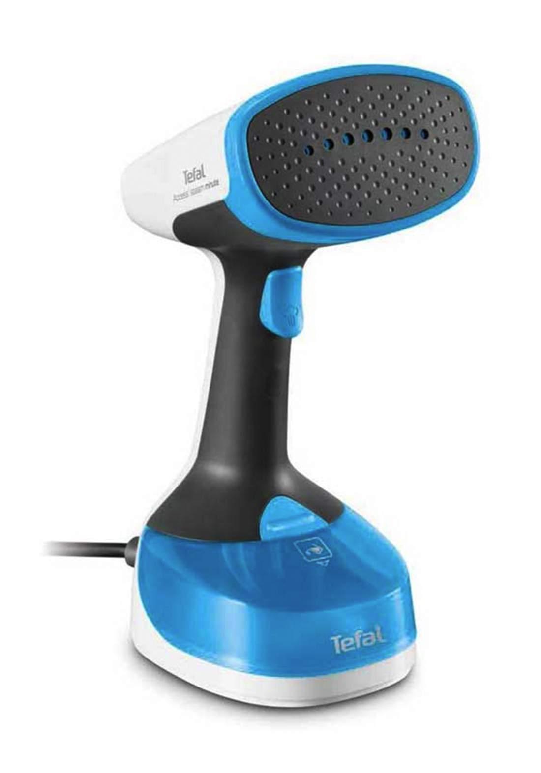Tefal DT7000M0 Dry Iron -1100 Watt - Blue مكواة بخارية