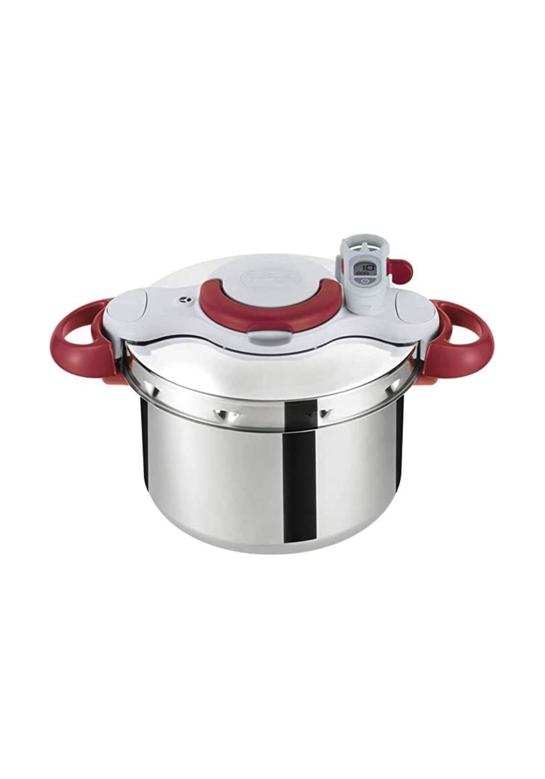 Tefal P4620731 Clipso Perfect  Pressure Cooker 6L قدر ضغط