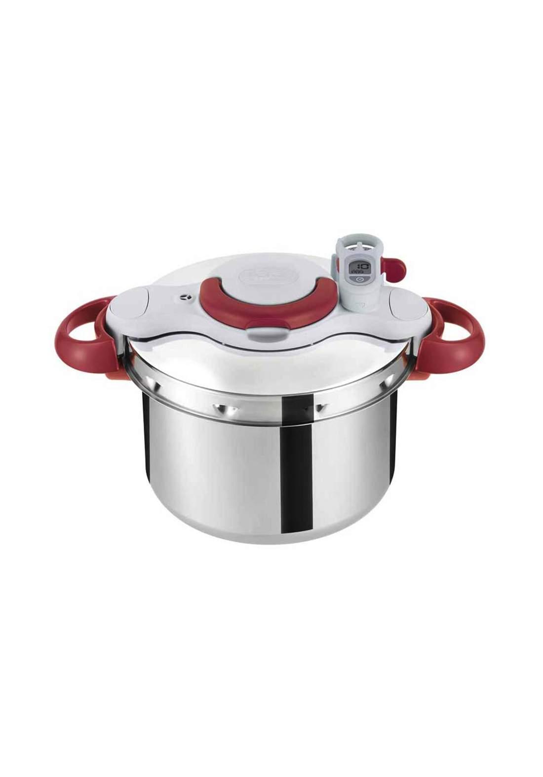 Tefal P4624931 Clipso Perfect  Pressure Cooker 9L قدر ضغط