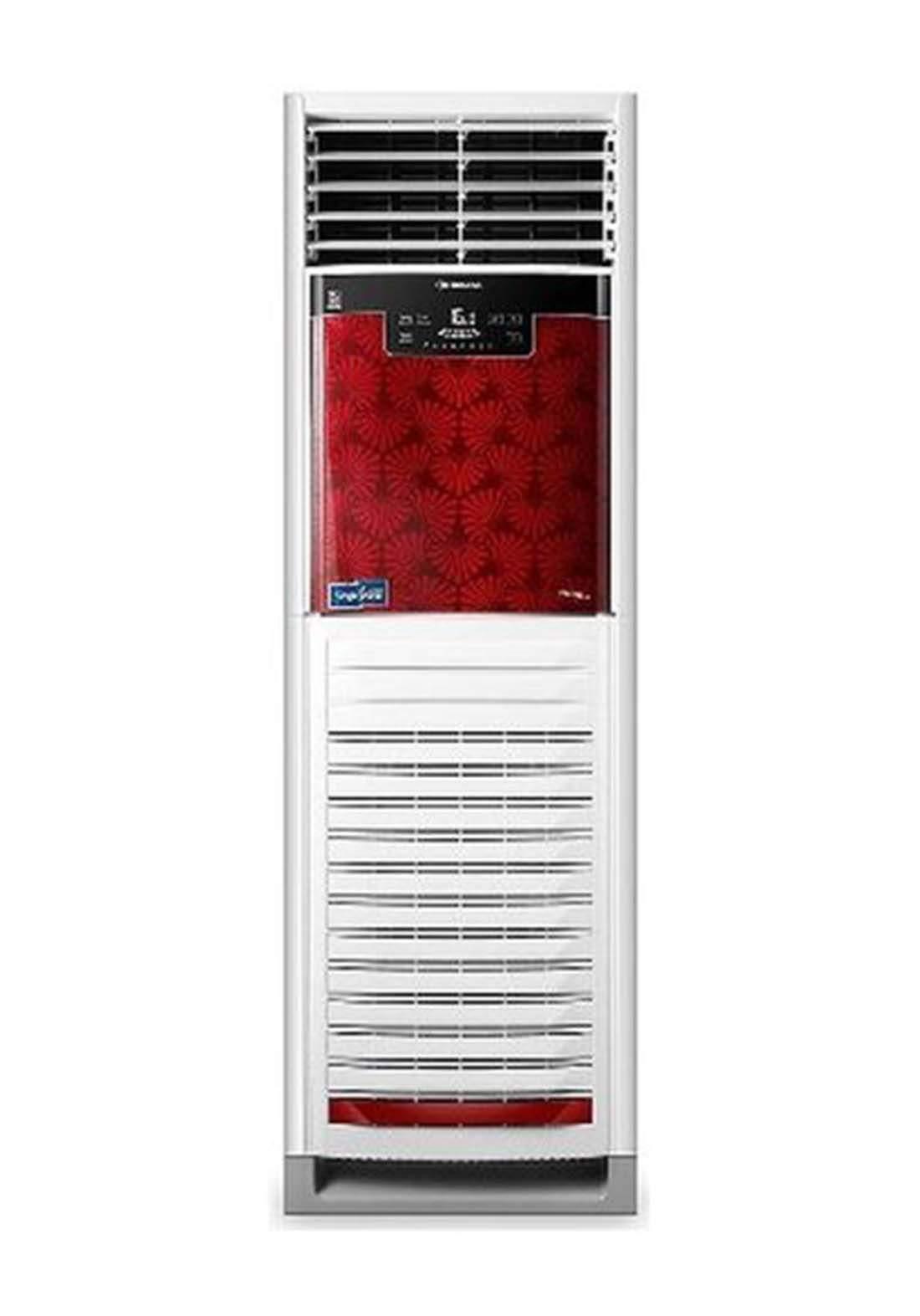Denka GLR-36RTH split column, 3 ton, red سبلت عامودي