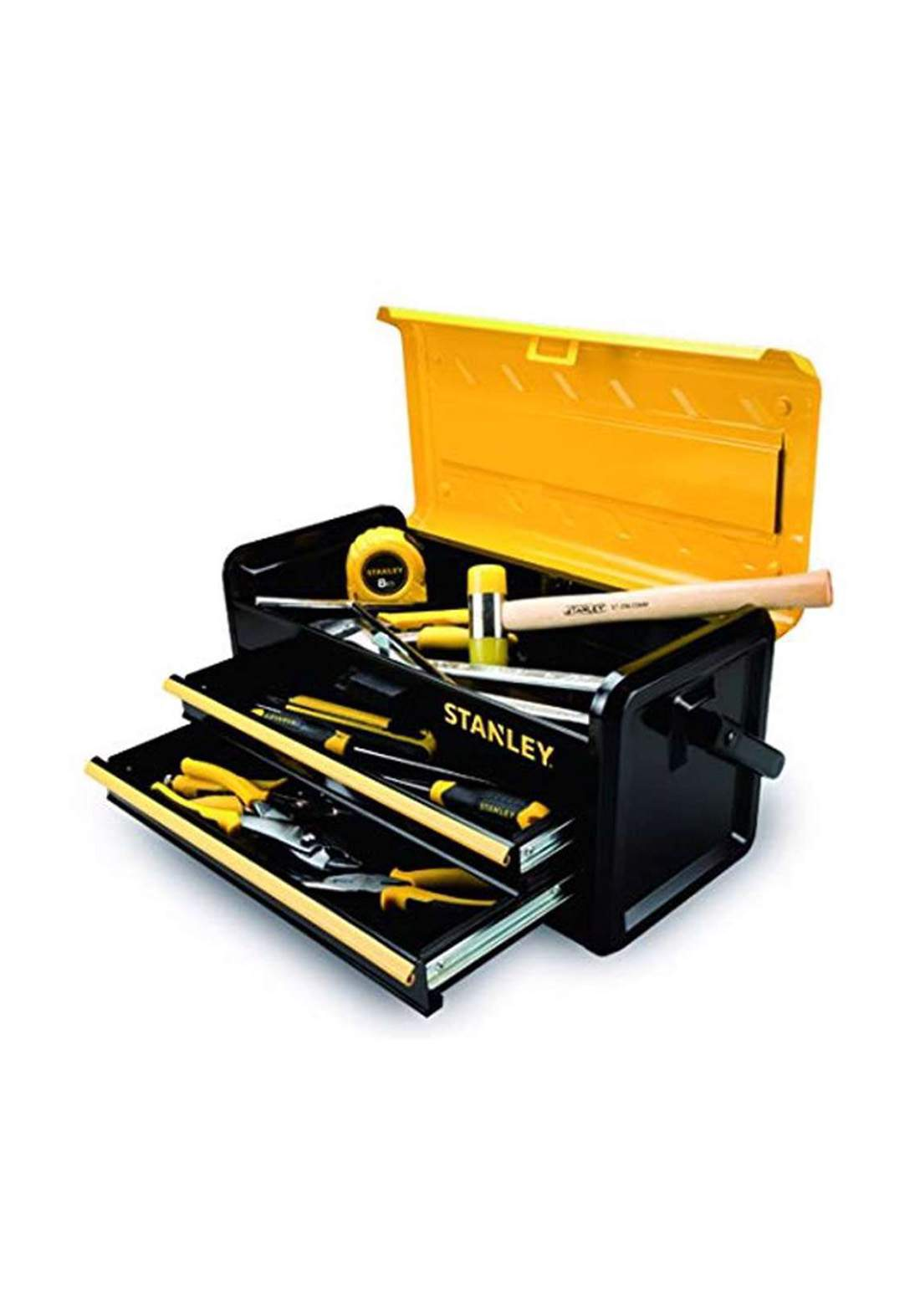 Stanley STST81400 Metal Tool Box صندوق عدة