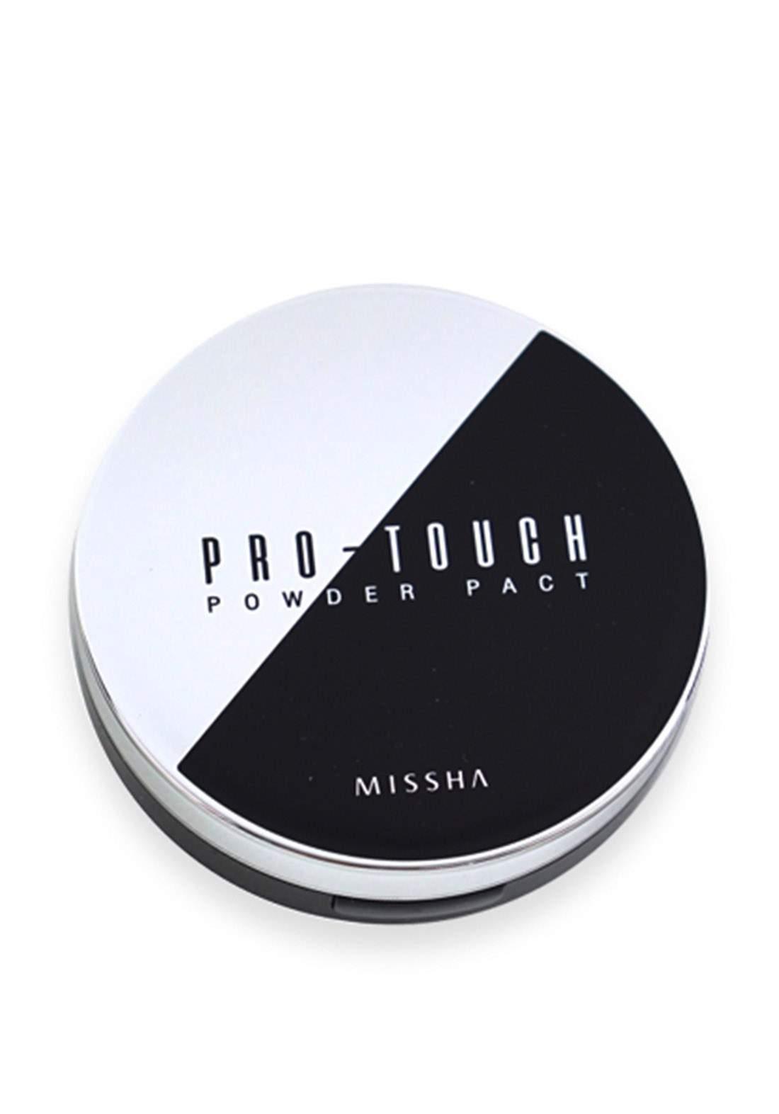 Missha Compact Powder SPF25 / PA ++, No.21 10g بودرة مضغوطة