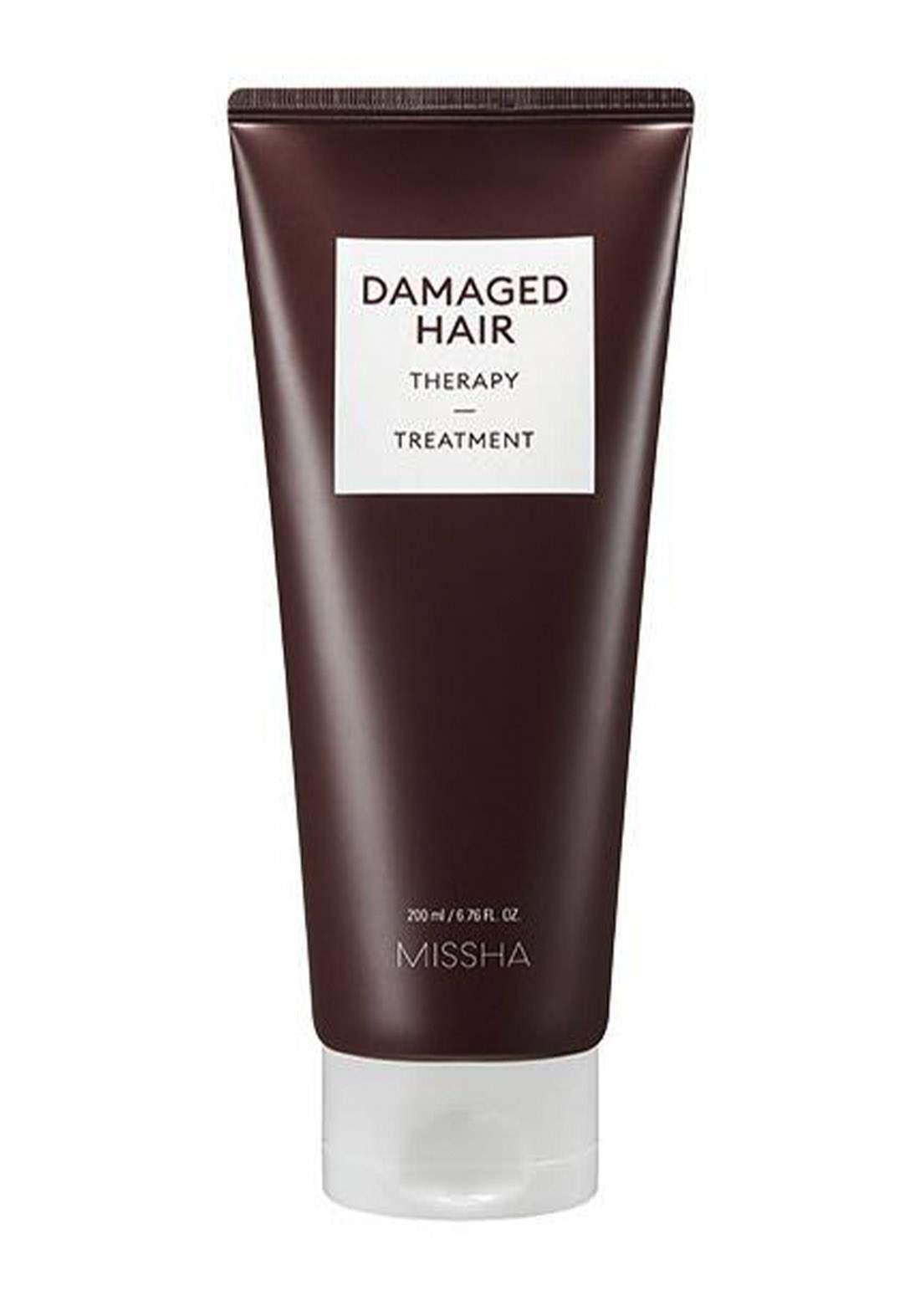 Missha Damaged Hair Therapy Treatment 200ml معالج للشعر التالف
