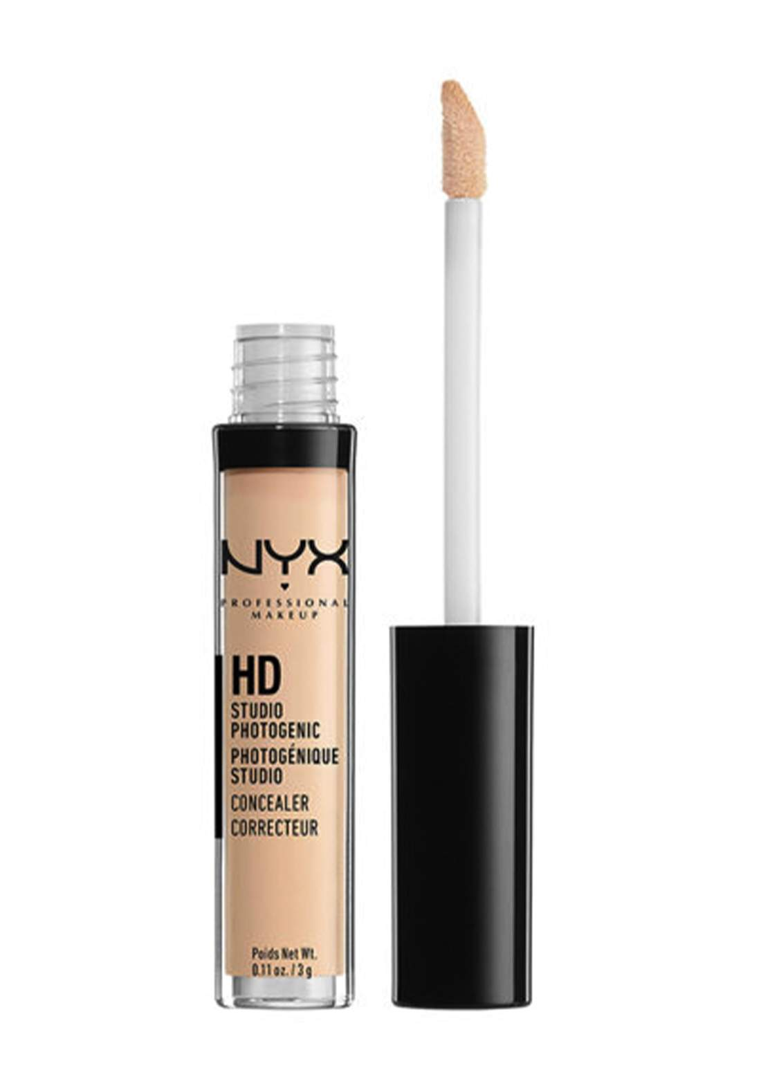 Nyx Professional Makeup HD Concealer No.02 Fair 3g كونسيلر