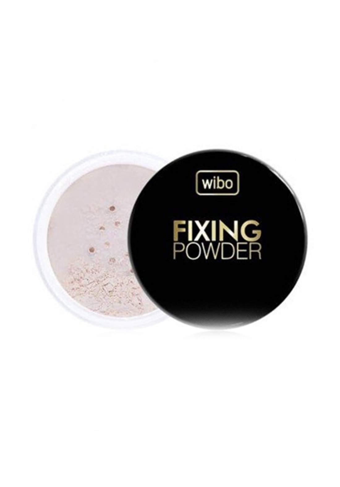 Wibo Fixing Powder بودرة