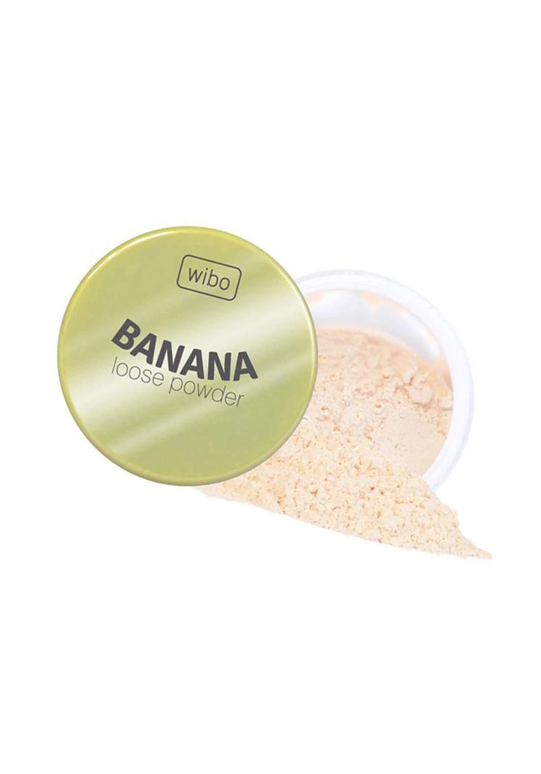 Wibo Banana Loose Powder لوس باودر