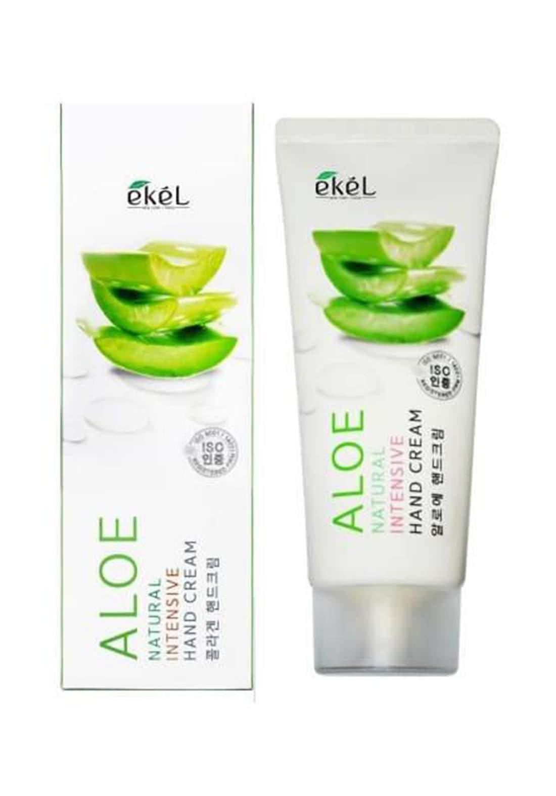 Ekel Hand Cream With Aloe Of 100 ml كريم مرطب