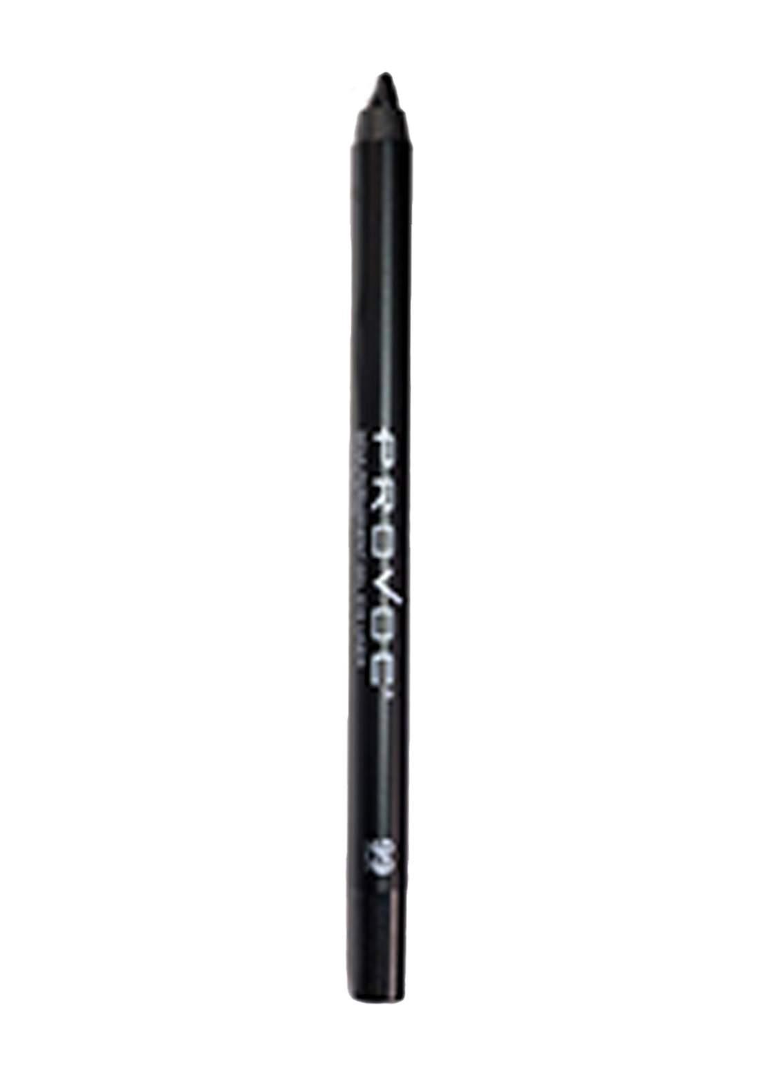 Provoc 353-0066 Semi-Permanent Gel Eye Liner Pencil No.99 قلم محدد العيون