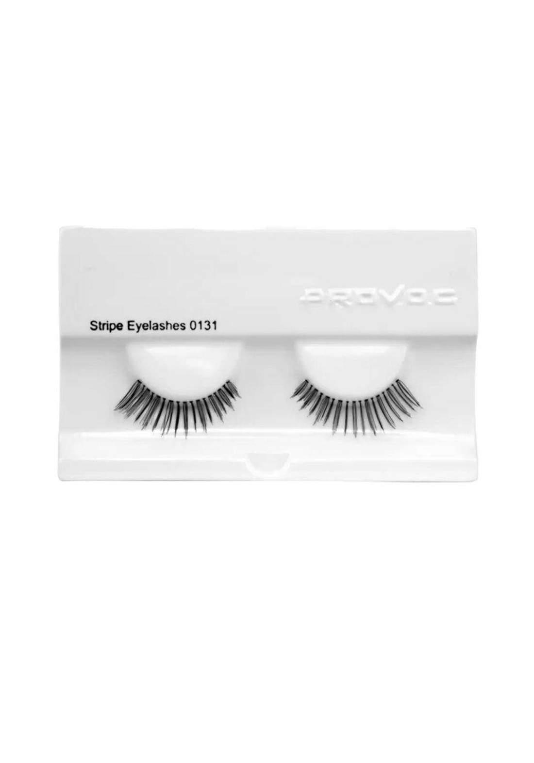 Provoc  353-0084 Stripe Eyelashes No.0131 رموش