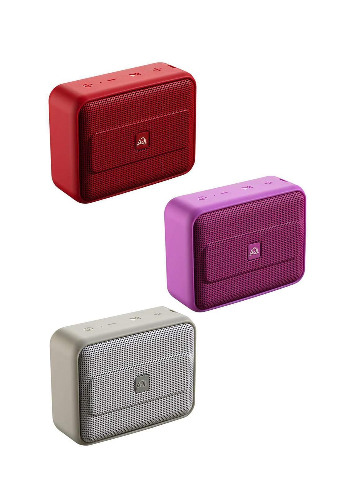 AQL Fizzy2 Wireless Bluetooth Portable Speaker مكبر صوت محمول