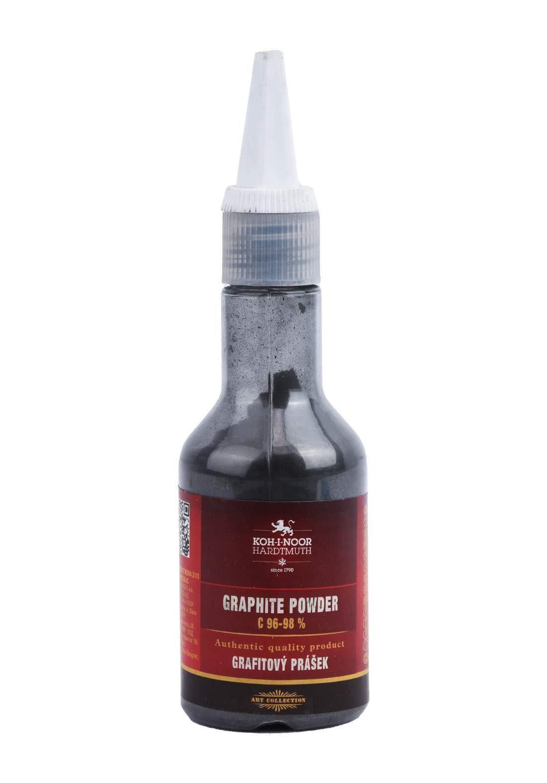 Koh-I-Noor Graphite Powder 80ml باودر رصاص 80 مل