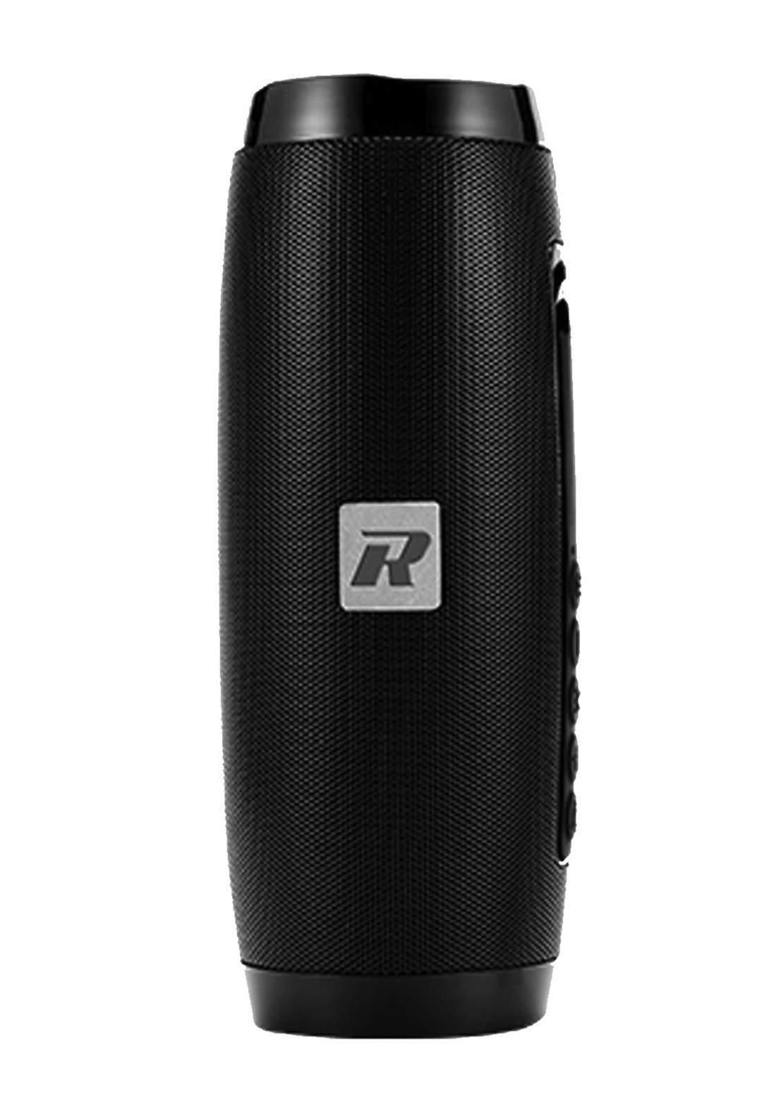 Rockrose Roar D5 10W Bluetooth Portable Speaker - Black مكبر صوت محمول