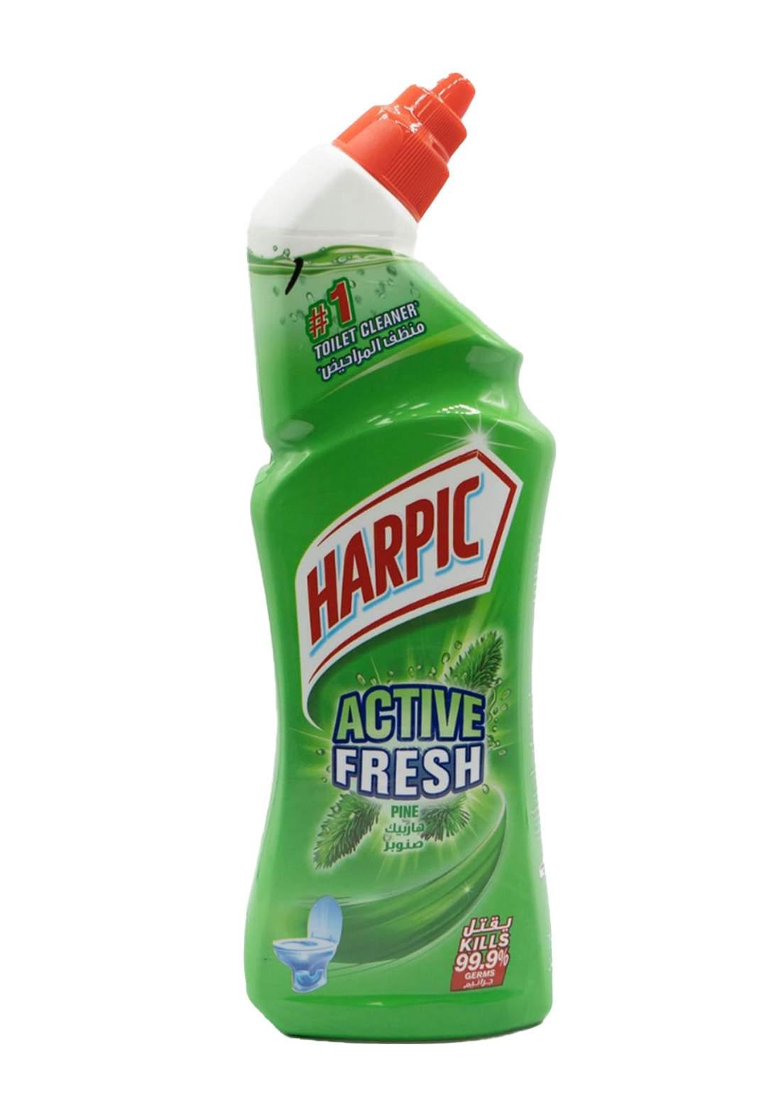 Harpic active fresh750 ml هاربيك اكتف فريش