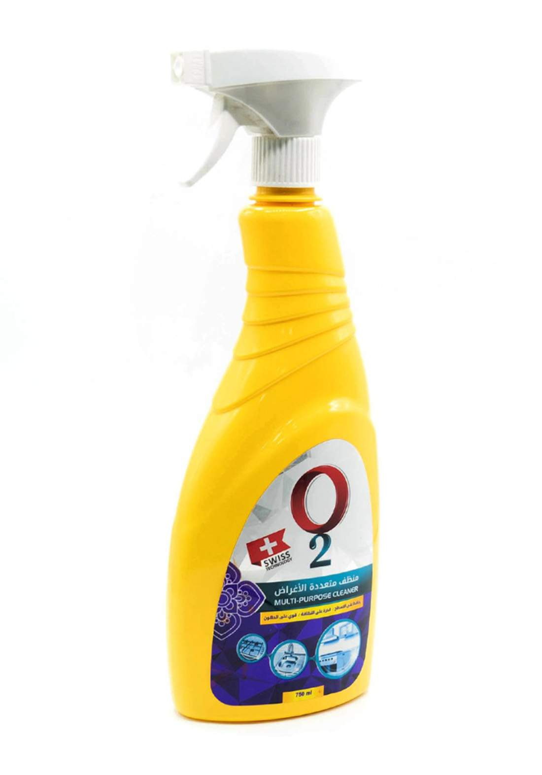 O2 Multipurpose cleaner او تو منظف متعدد الاستعمالات