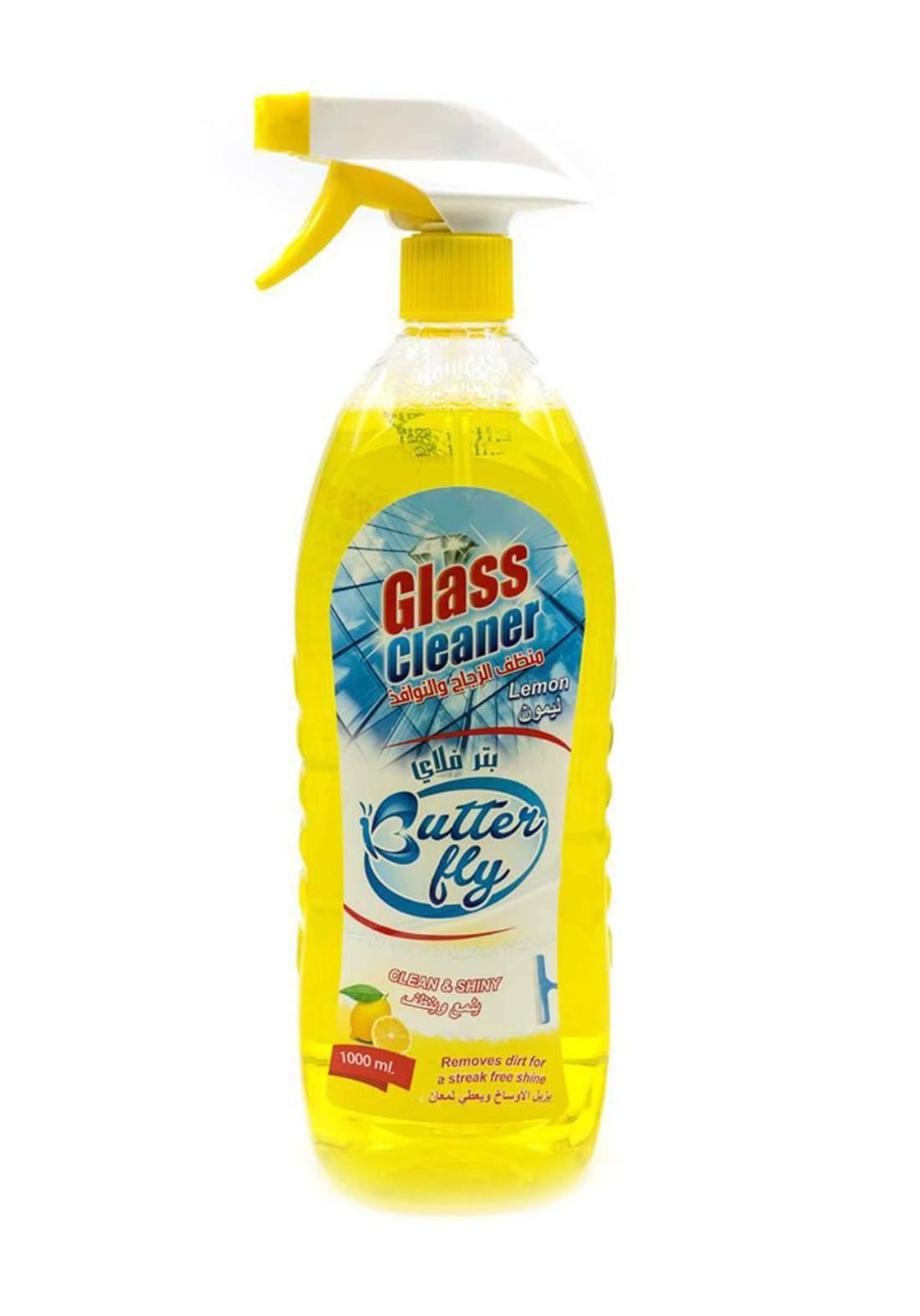 Butter Fly Glass Cleaner 1000 ml منظف الزجاج