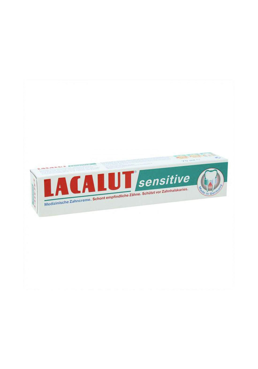 Lacalut Sensitive Toothpaste 75ml معجون اسنان