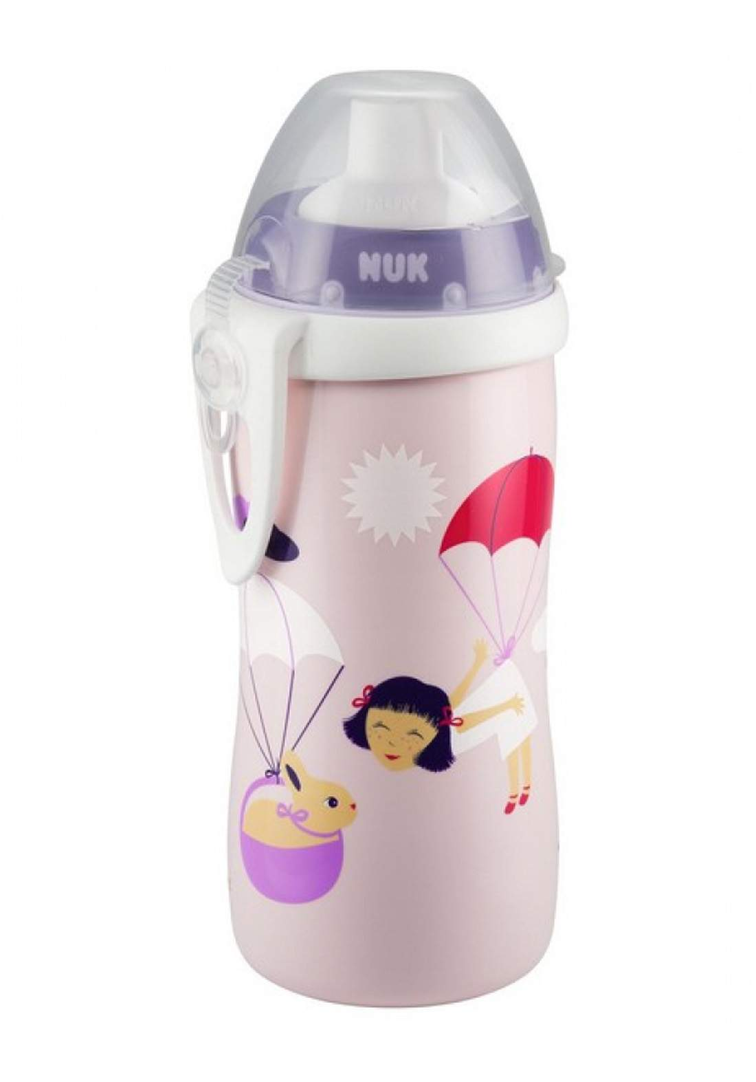 Nuk  Flexy Cup With A Straw كوب للأطفال