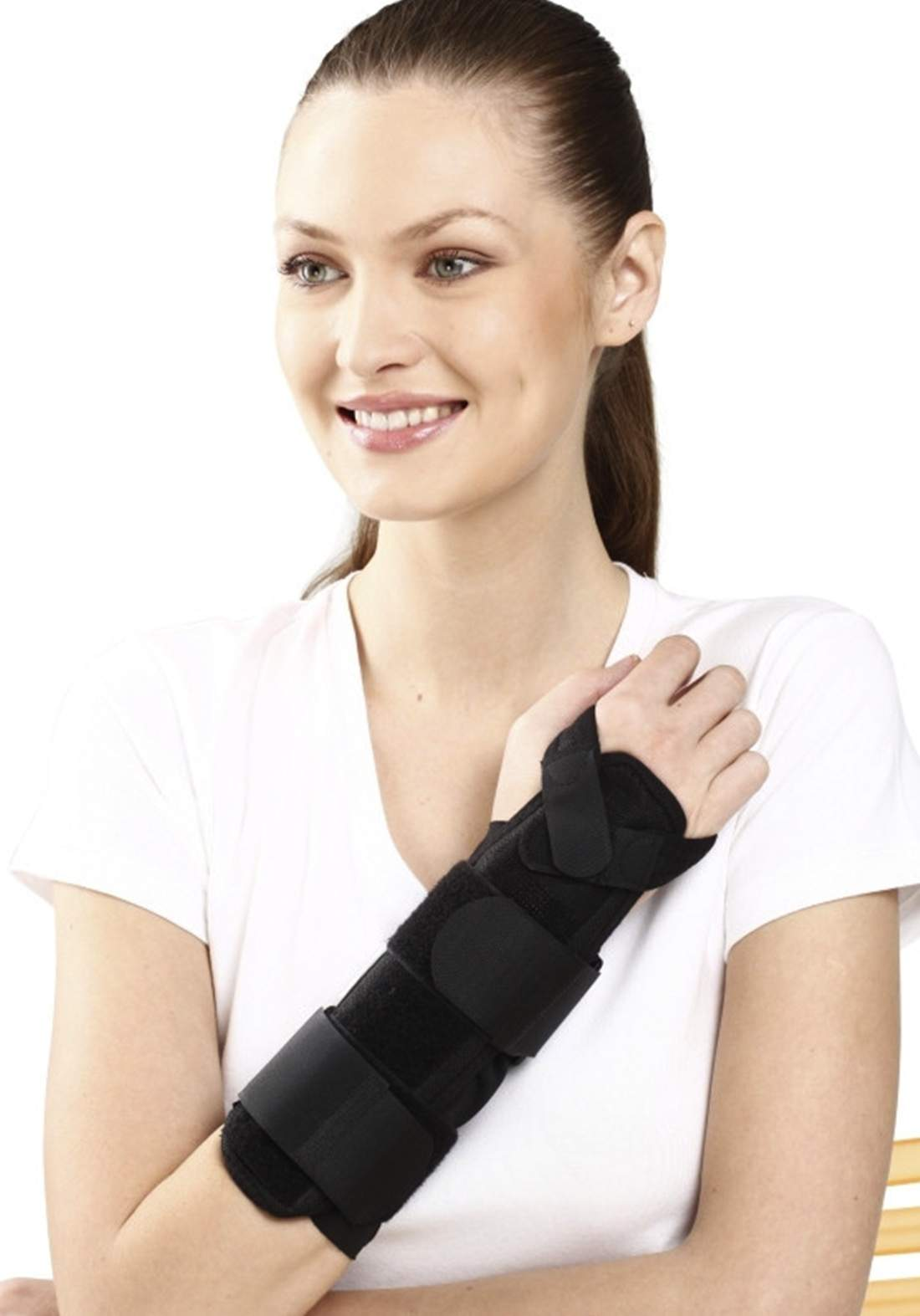 Tynor E-30 Wrist & Forearm Splint Right/Left جبيرة المعصم والساعد