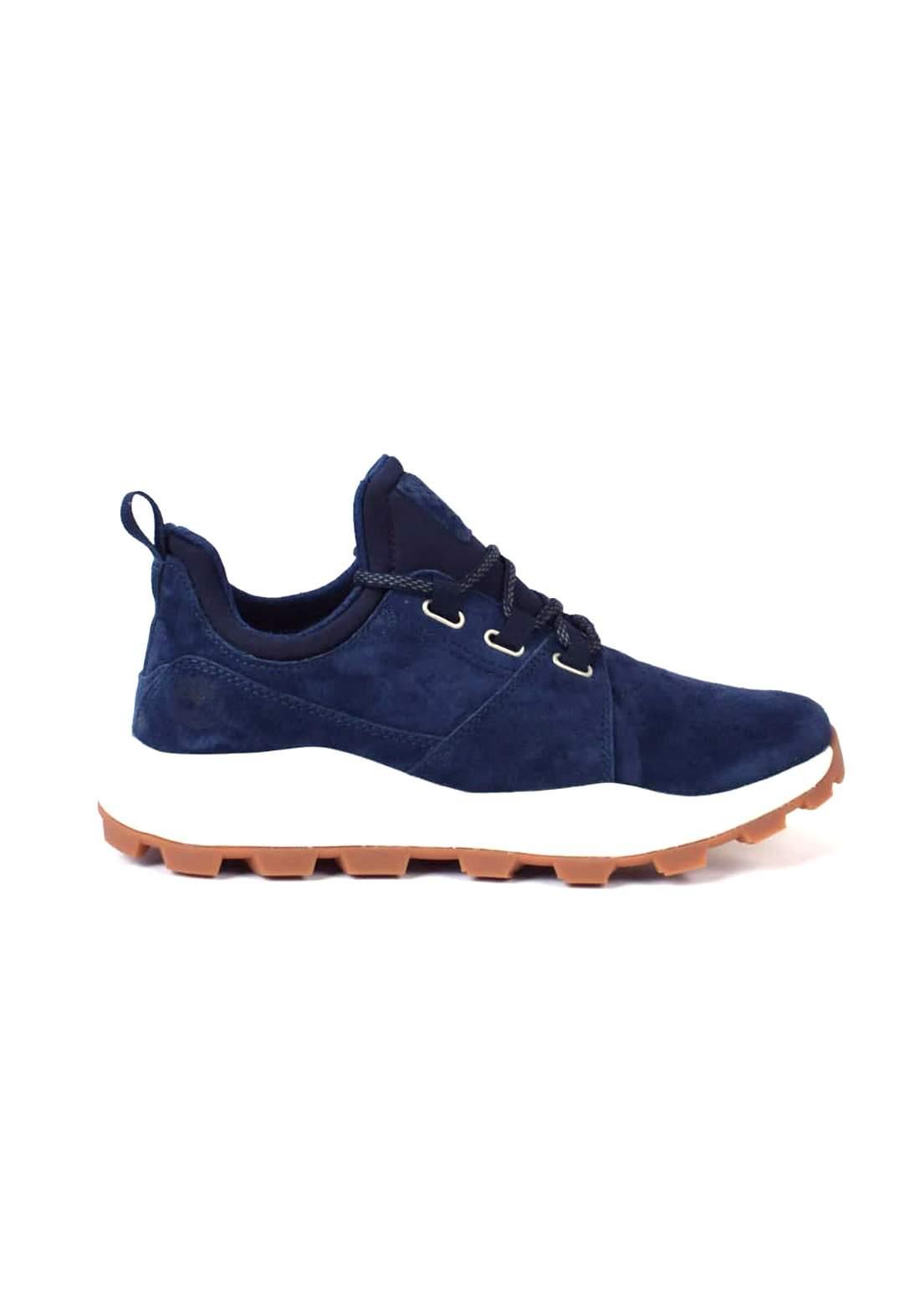 حذاء رياضي نيلي اللون من Timberland