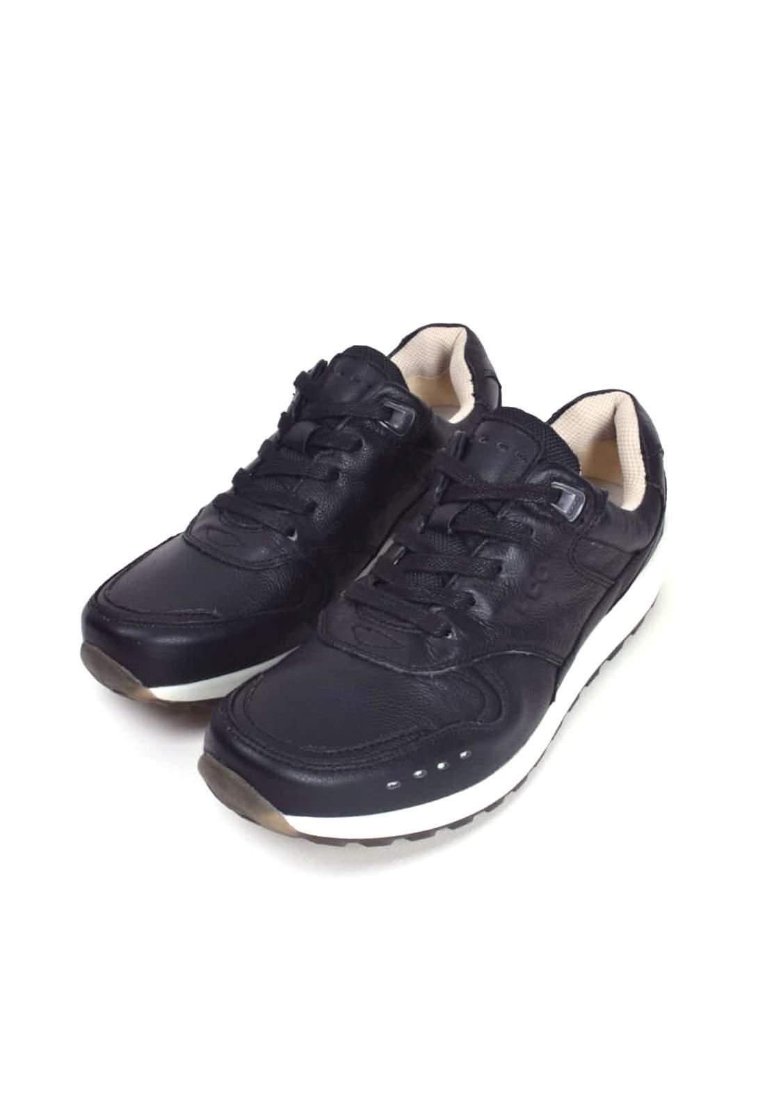 حذاء رجالي رياضي احمر اللون  من skechers