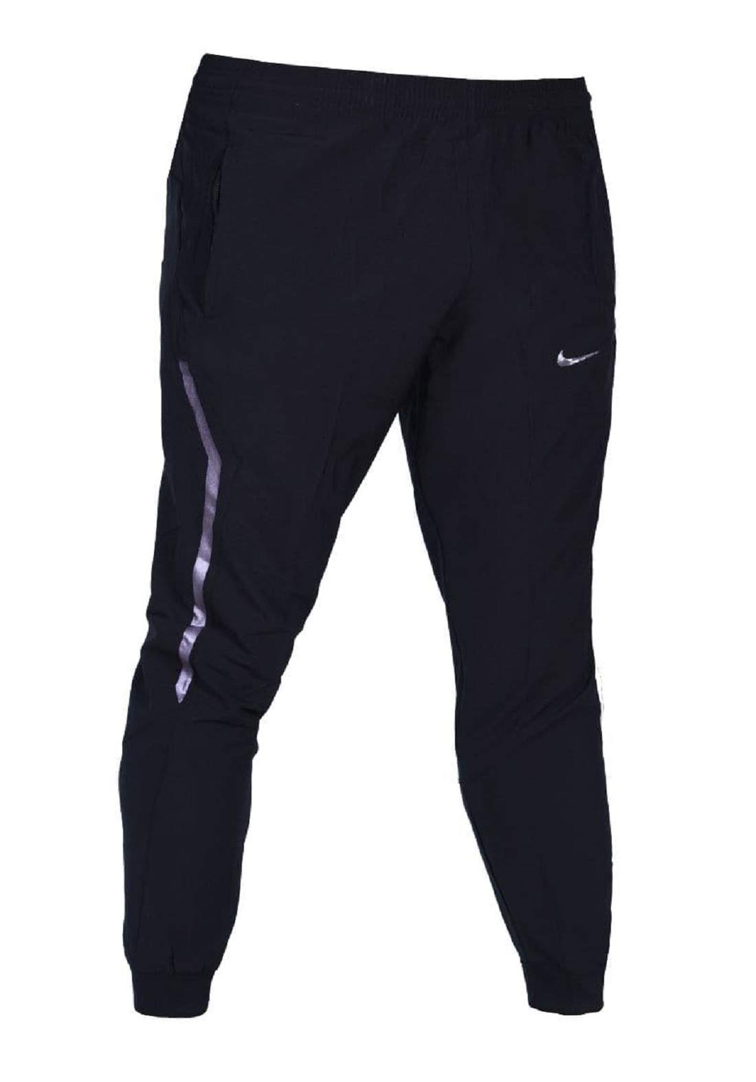 بنطلون بجامة رياضي رجالي اسود اللون من Nike
