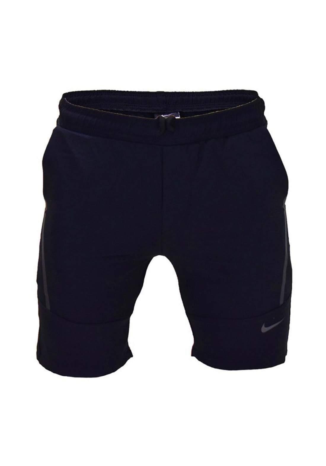 شورت رياضي نيلي أللون من Nike
