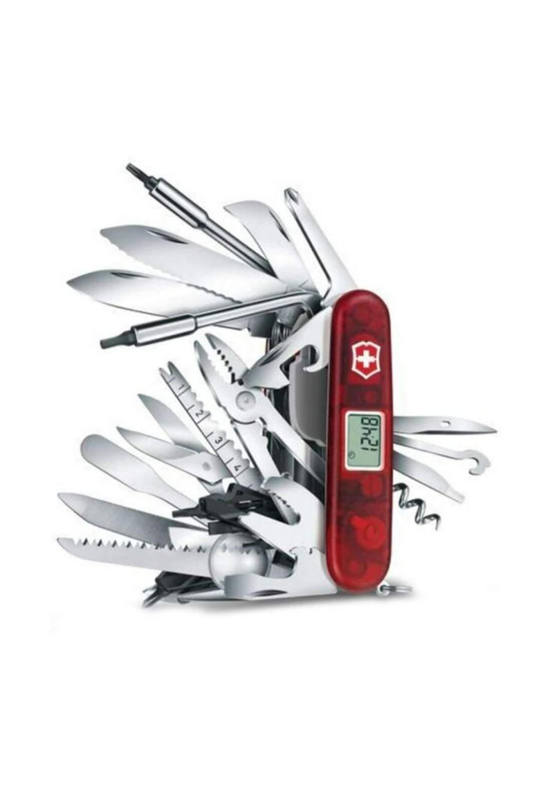 Victorinox 1.6795.XAVT Pocket Knife سكين جيب بلون احمر