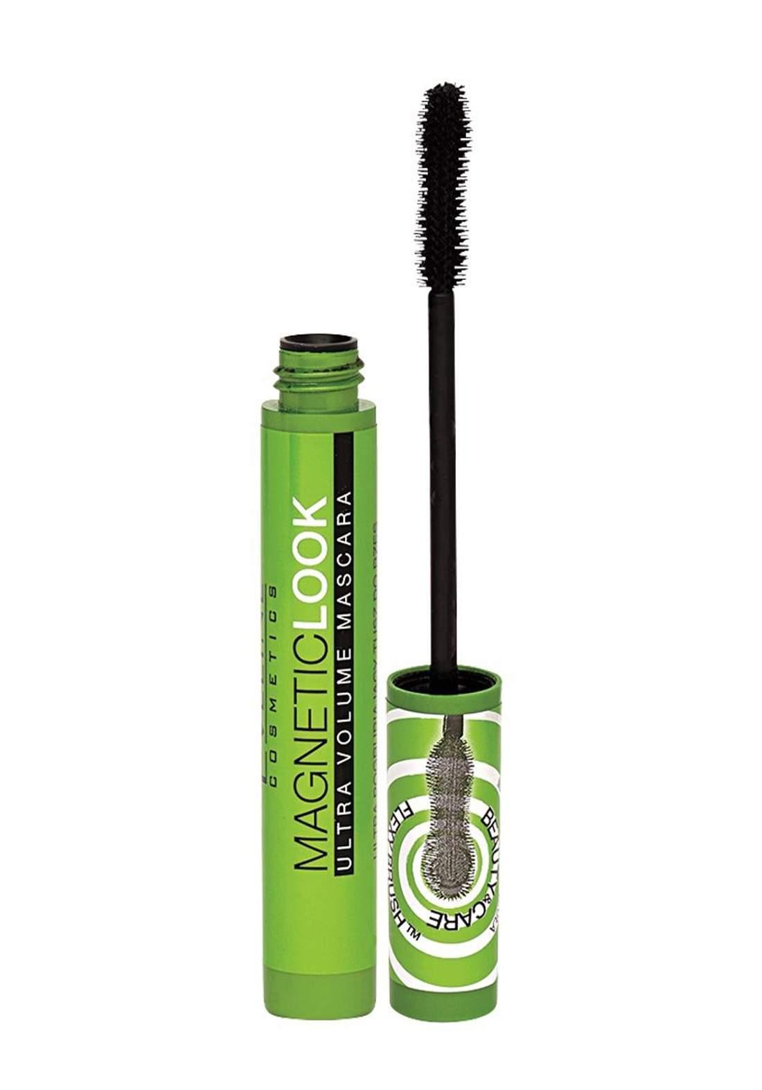 (095-0085)Eveline Cosmetics Magnetic Look Ultra Volume Mascara ماسكارا