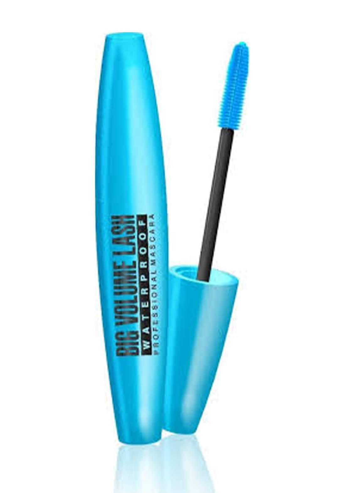 (095-0099)Eveline Mascara Big Volume Lashes Professional Waterproof 9ml مسكار