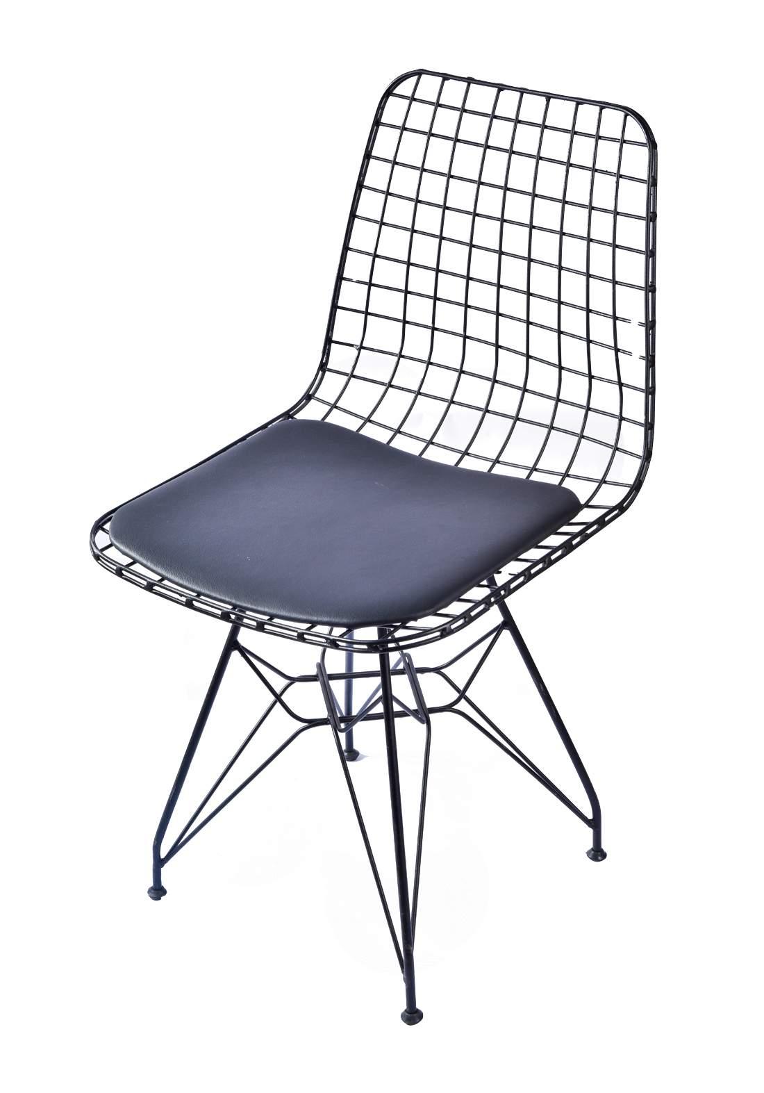 كرسي ستيل مشبك من ايوانكو