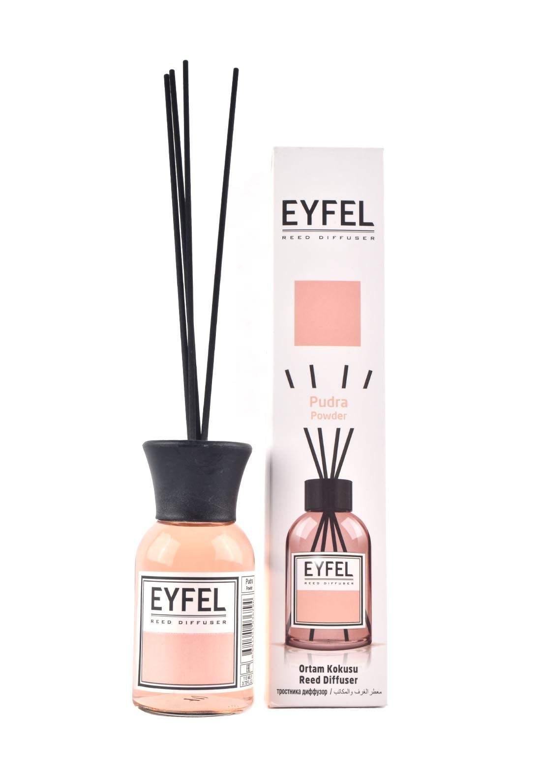 Eyfel Reed Diffuser Powder معطر جو برائحة البودرا