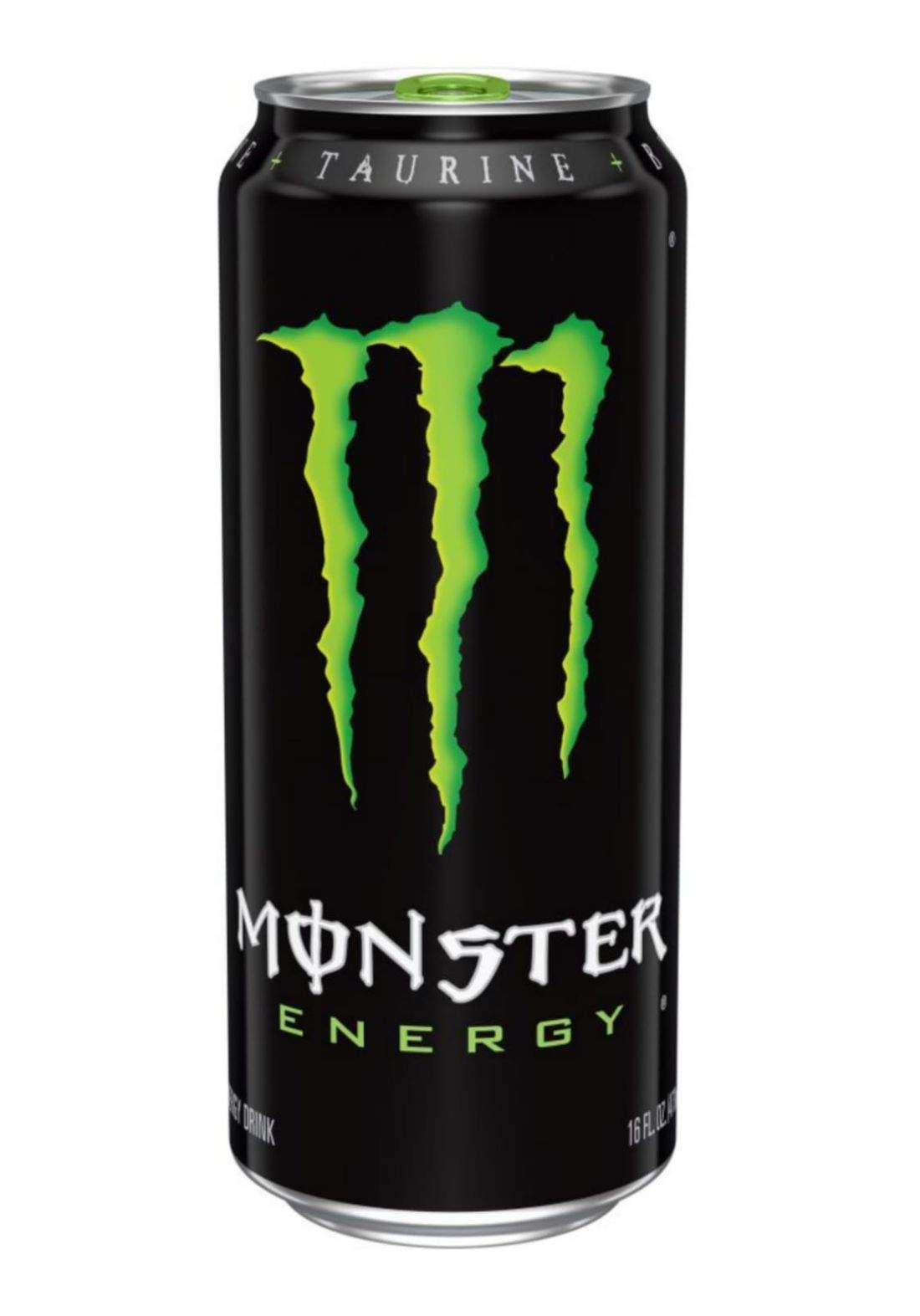 Monster Energy Drink مشروب طاقة مونستر